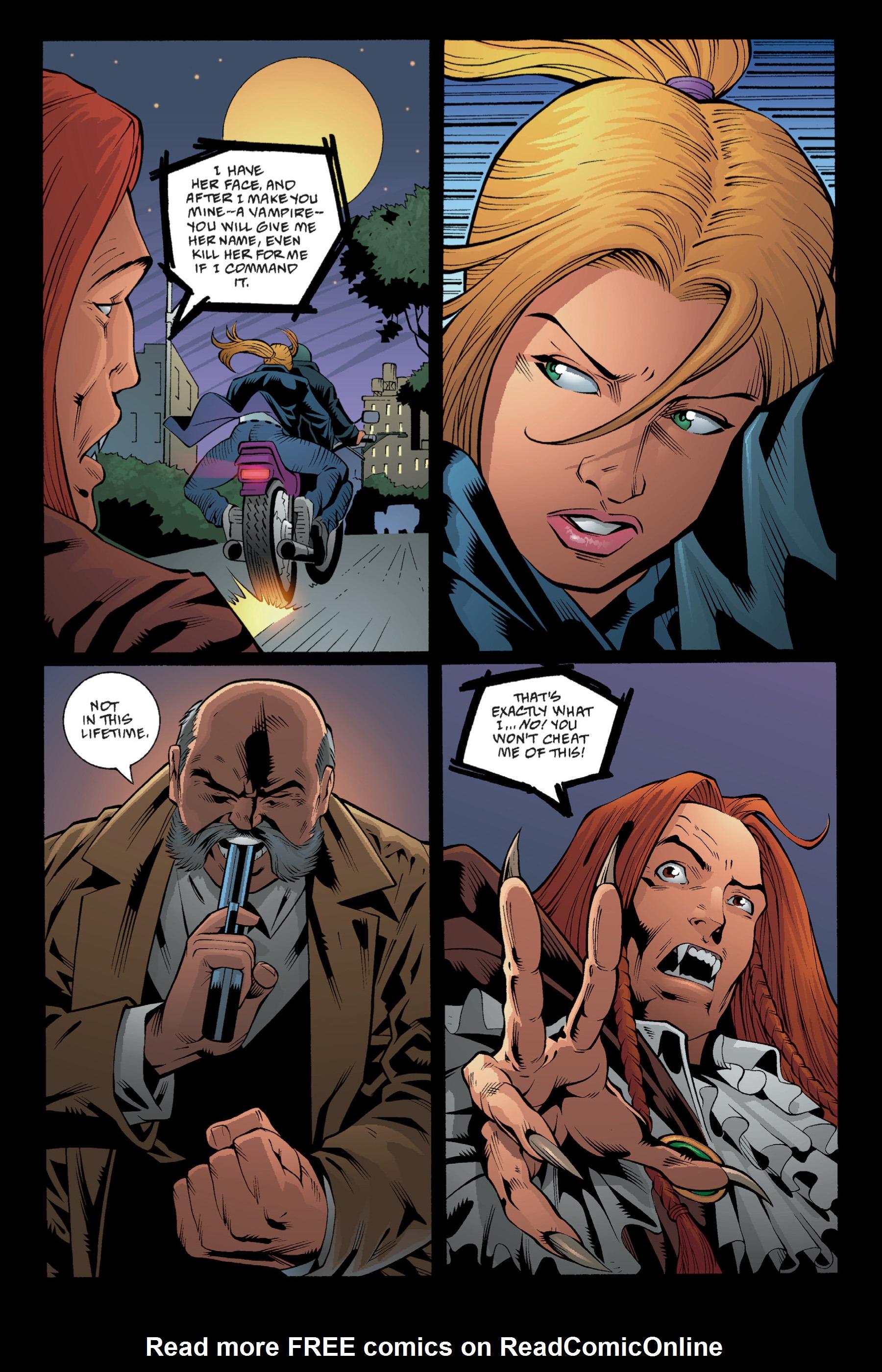 Read online Buffy the Vampire Slayer: Omnibus comic -  Issue # TPB 1 - 79