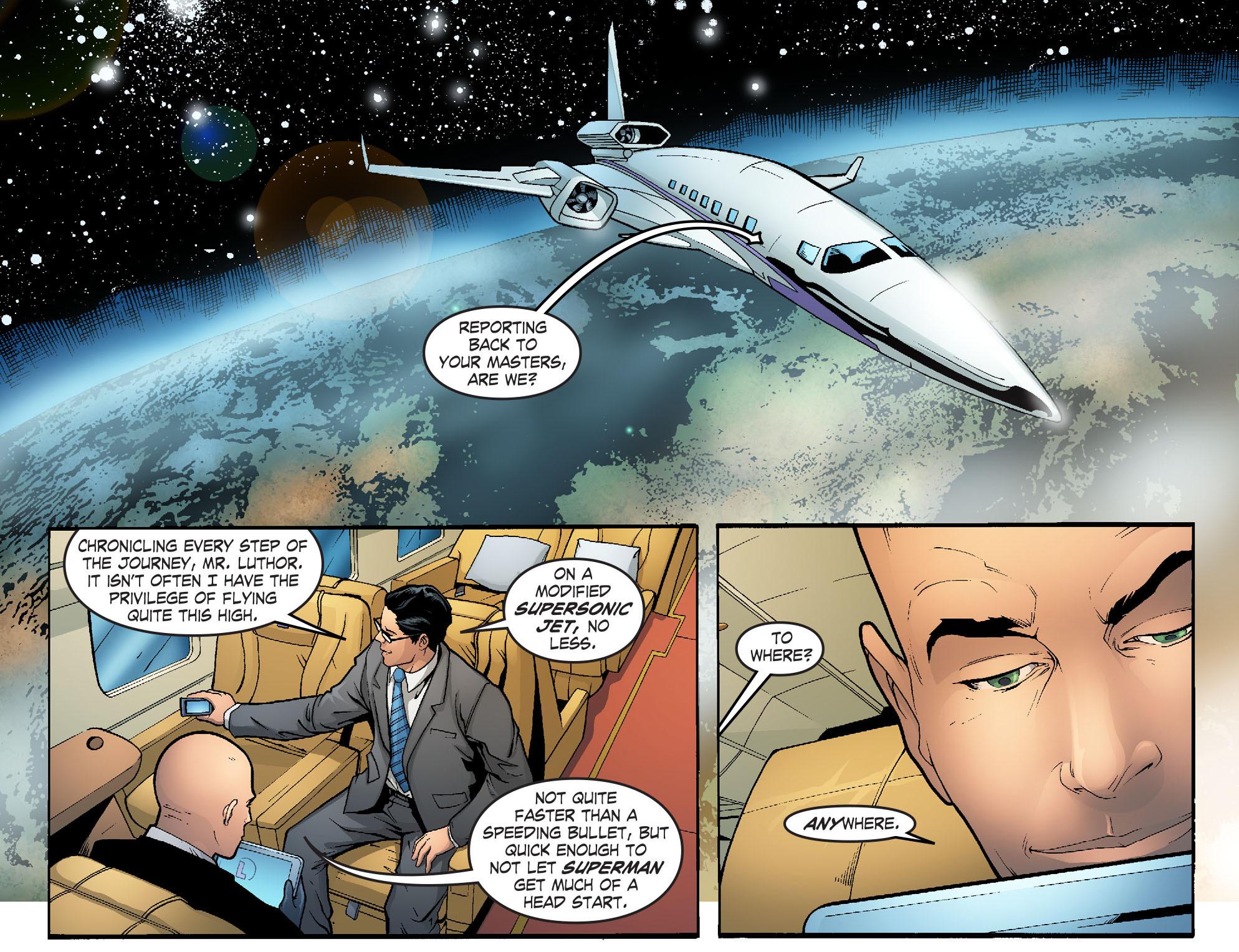 Read online Smallville: Alien comic -  Issue #3 - 7
