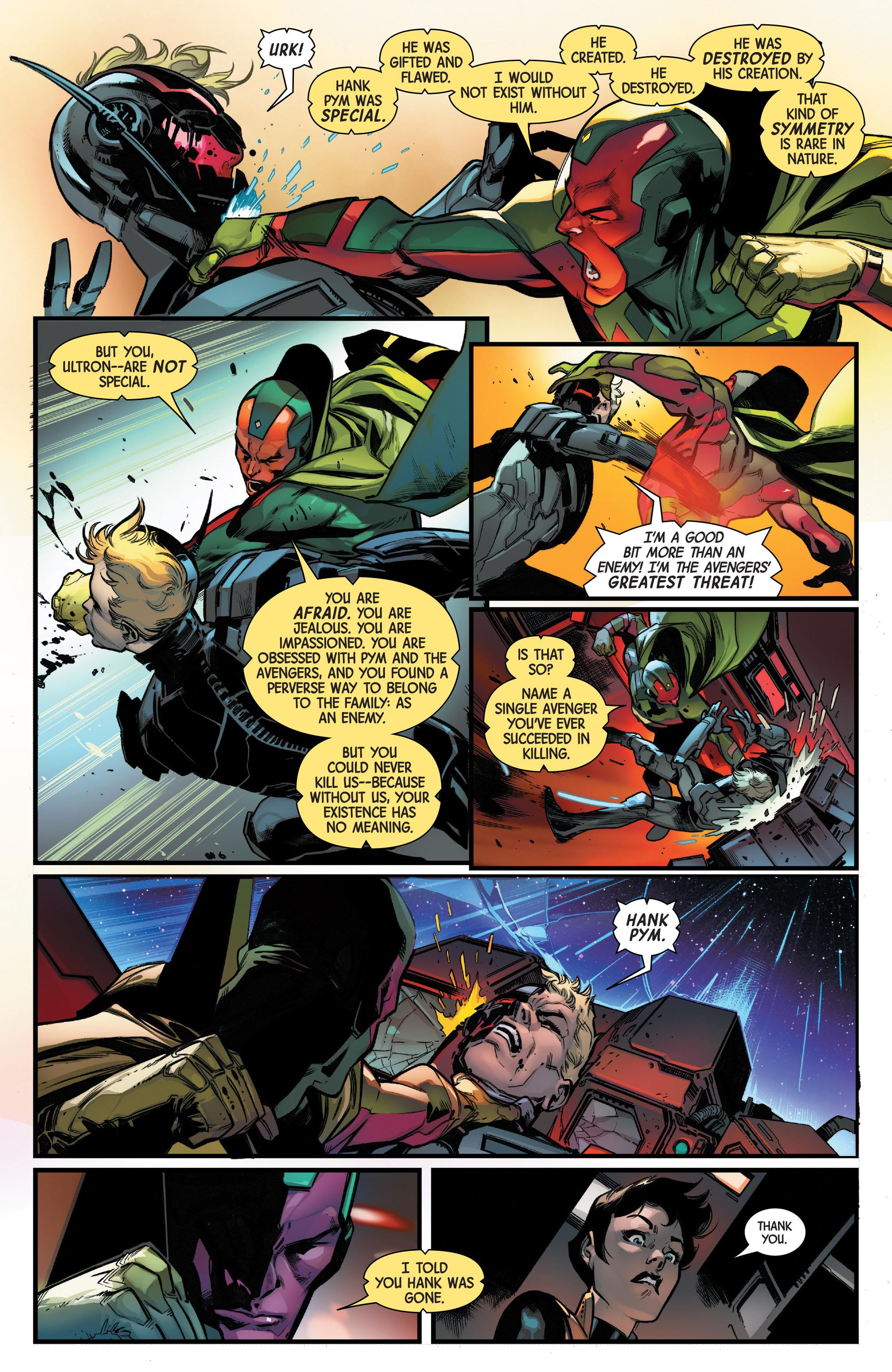 Read online Uncanny Avengers [II] comic -  Issue #12 - 15