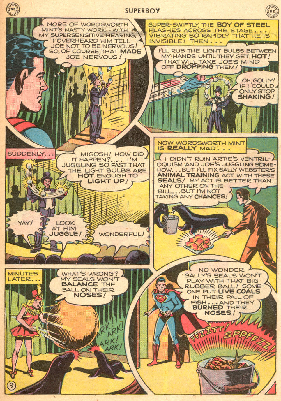 Superboy (1949) issue 3 - Page 37