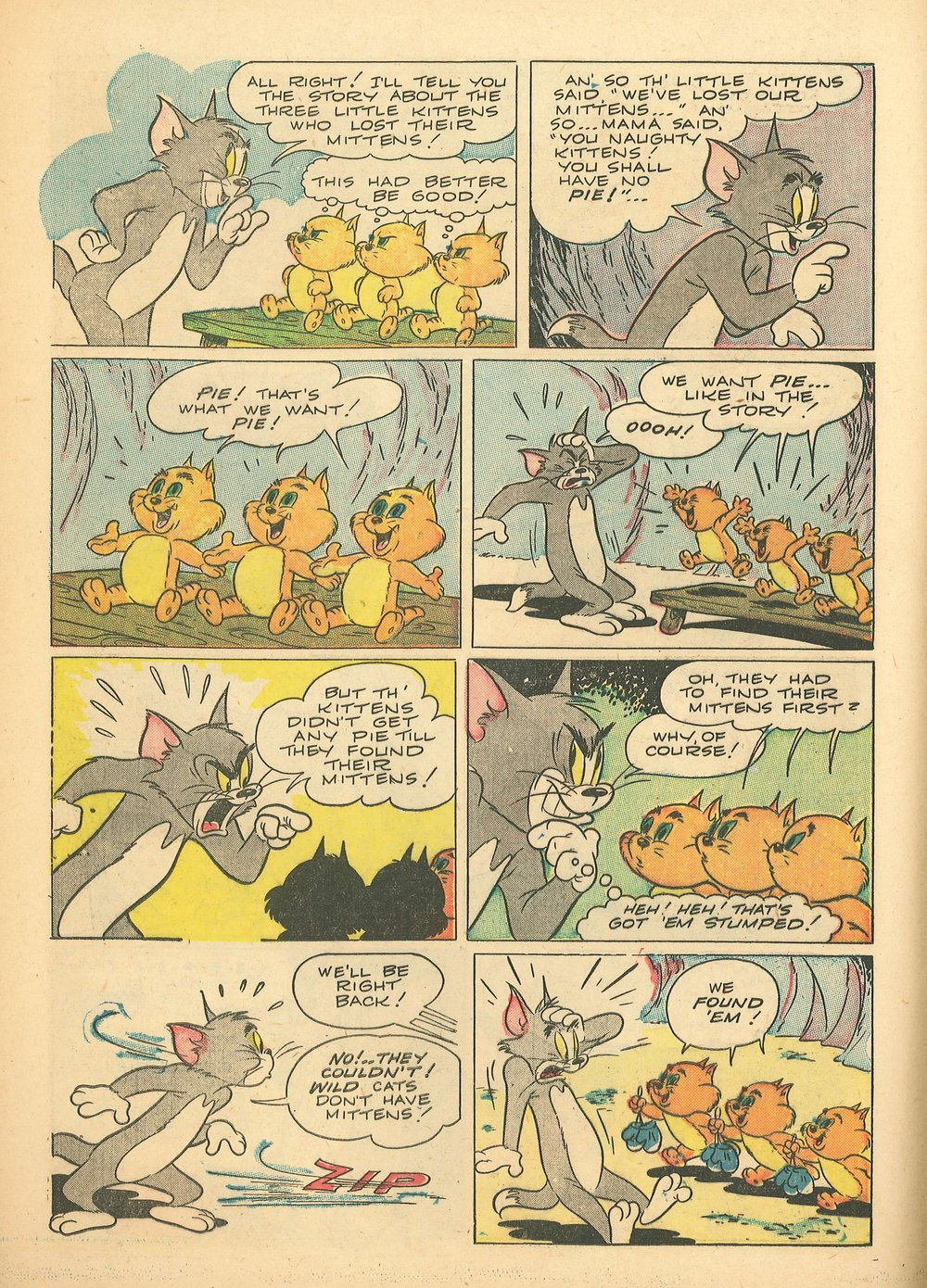 Our Gang with Tom & Jerry issue 59 - Page 18