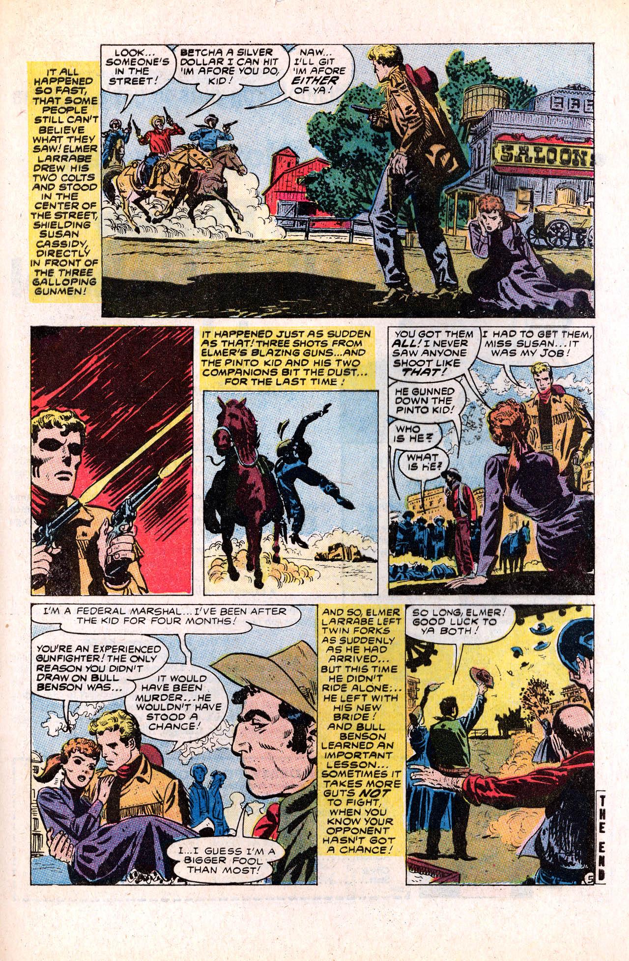 Read online Two-Gun Kid comic -  Issue #98 - 33