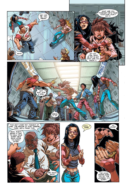 Read online Amazing Fantasy (2004) comic -  Issue #1 - 9