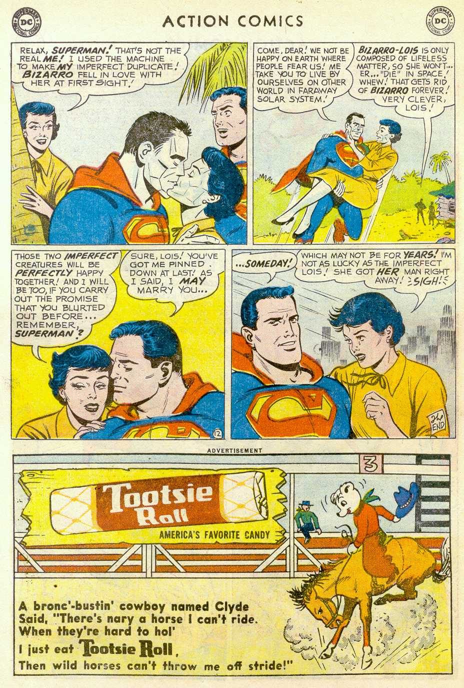 Read online Action Comics (1938) comic -  Issue #255 - 14