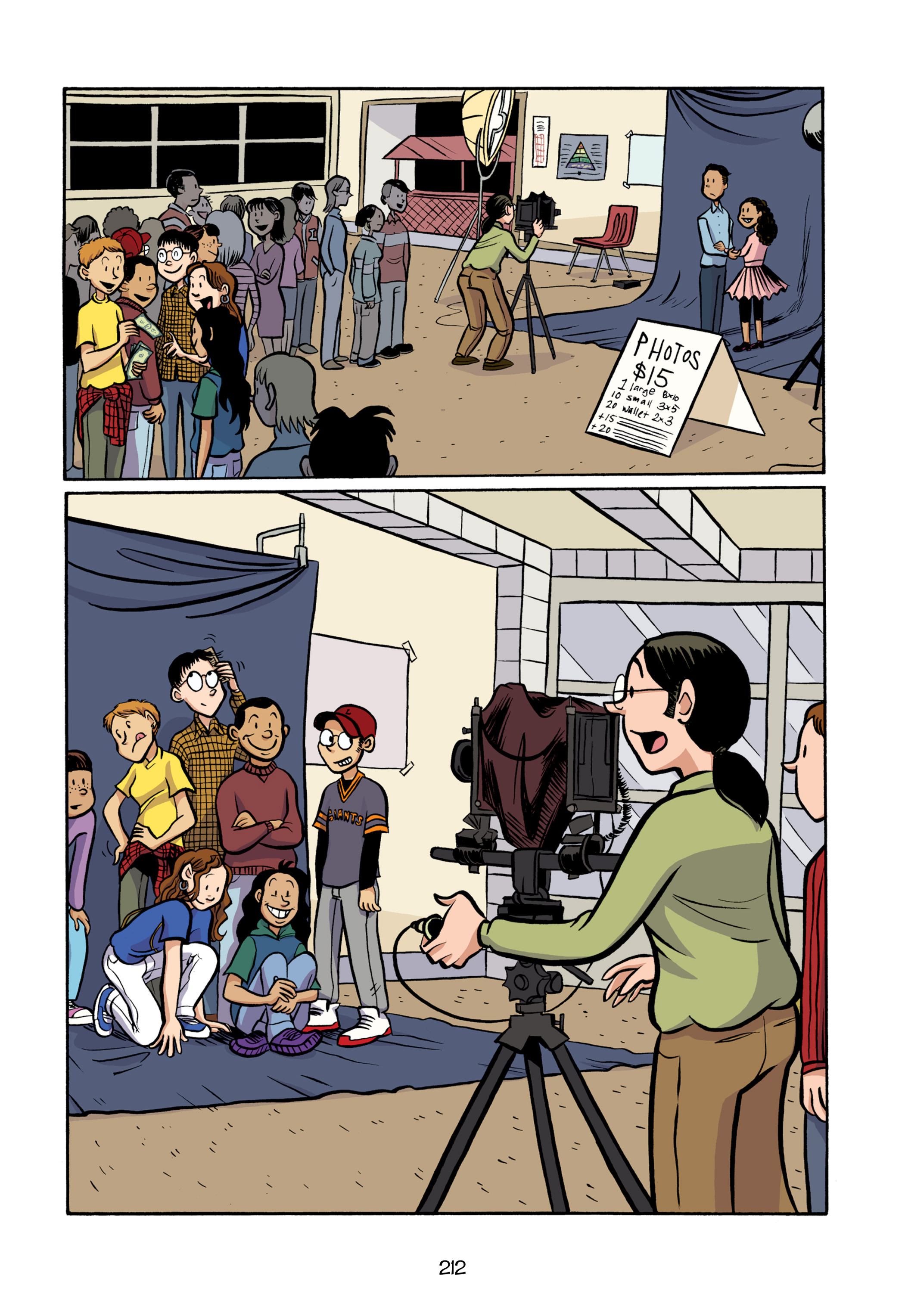 Read online Smile comic -  Issue # TPB - 217