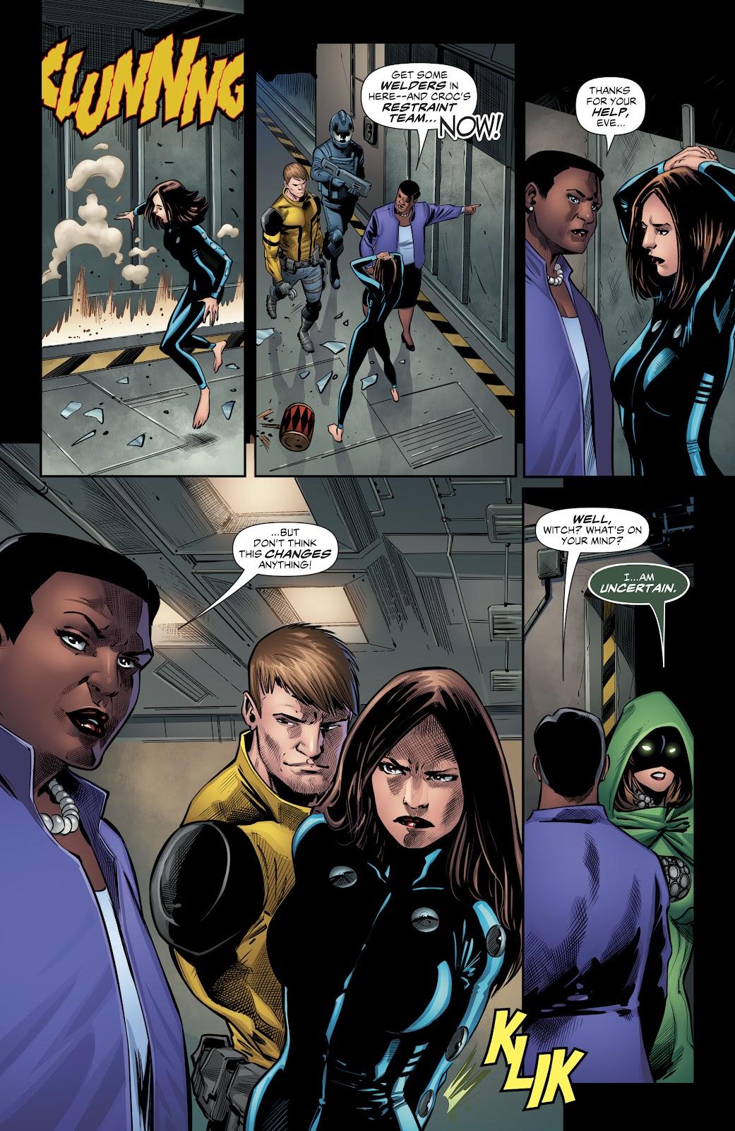 Read online Suicide Squad Black Files comic -  Issue #4 - 15