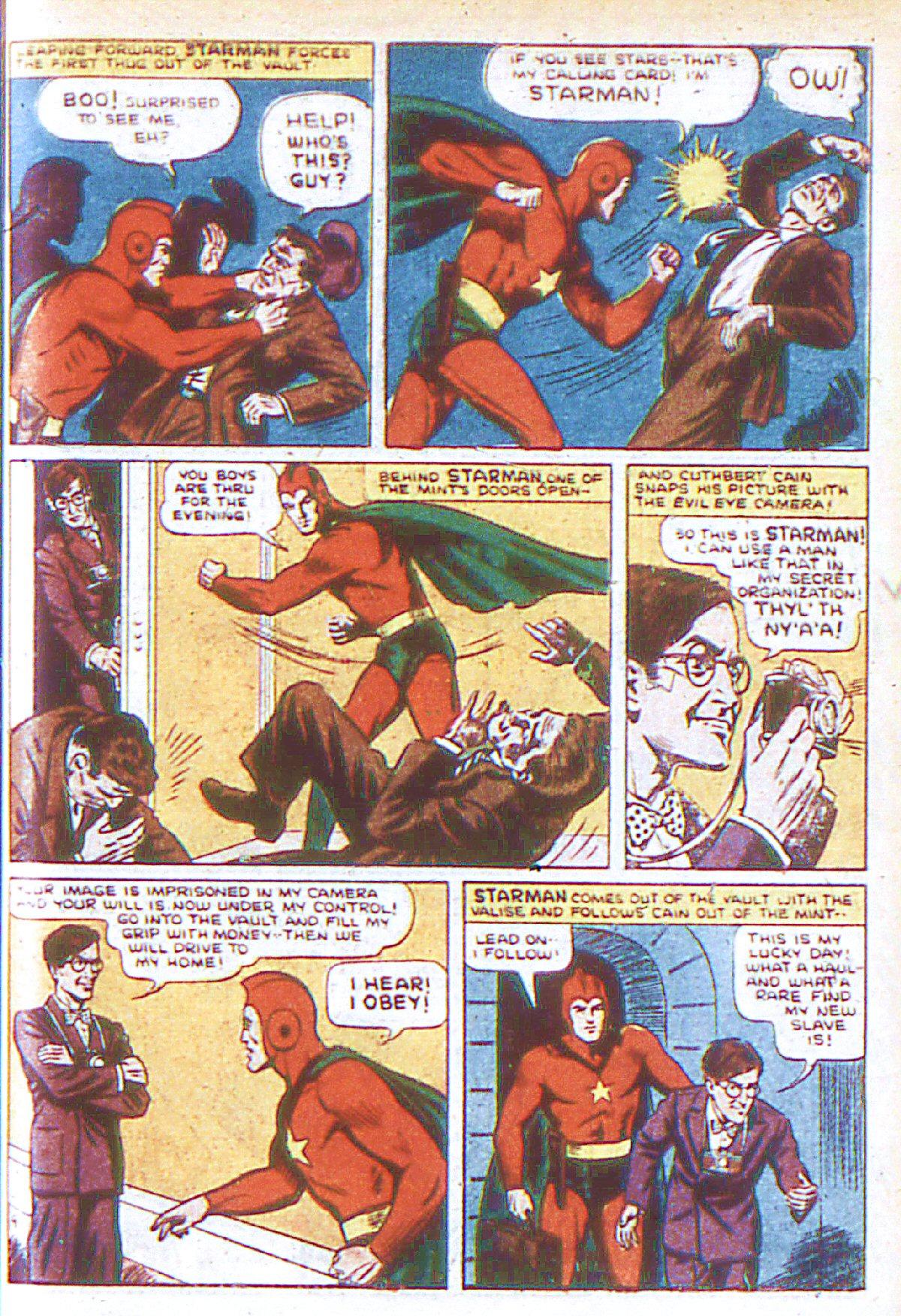 Read online Adventure Comics (1938) comic -  Issue #66 - 12