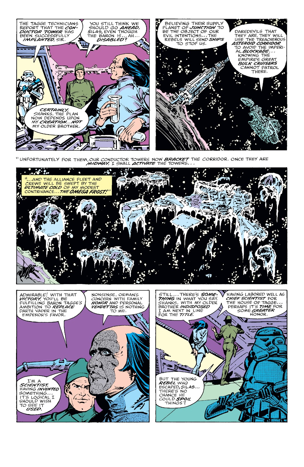 Read online Star Wars Legends: The Original Marvel Years - Epic Collection comic -  Issue # TPB 2 (Part 2) - 89