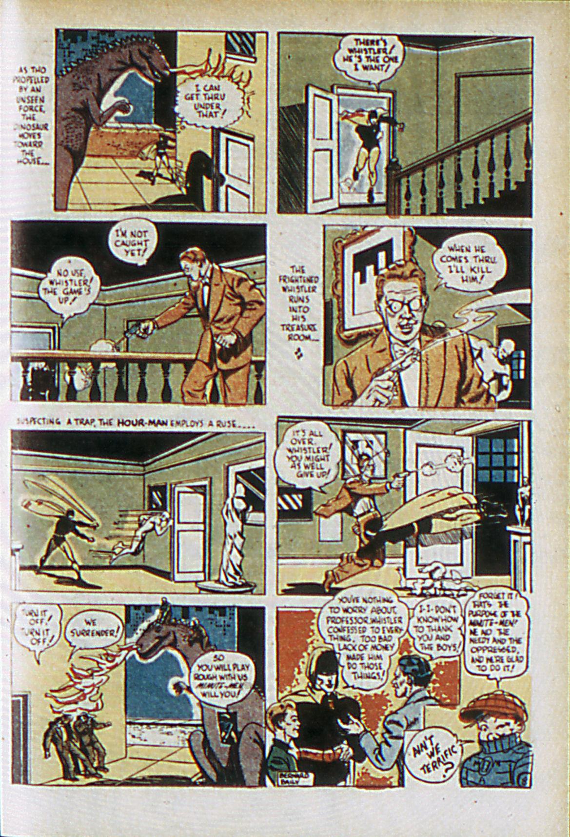 Read online Adventure Comics (1938) comic -  Issue #61 - 40