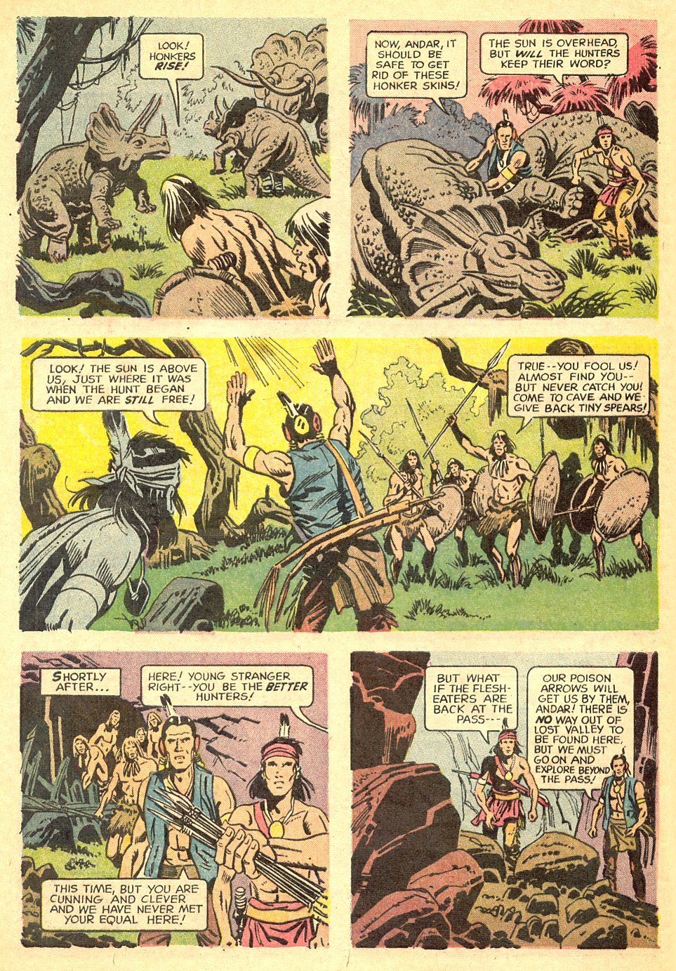 Read online Turok, Son of Stone comic -  Issue #68 - 32