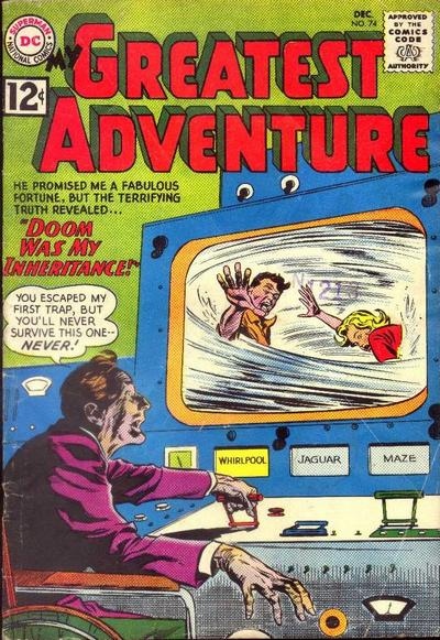 My Greatest Adventure (1955) 74 Page 1