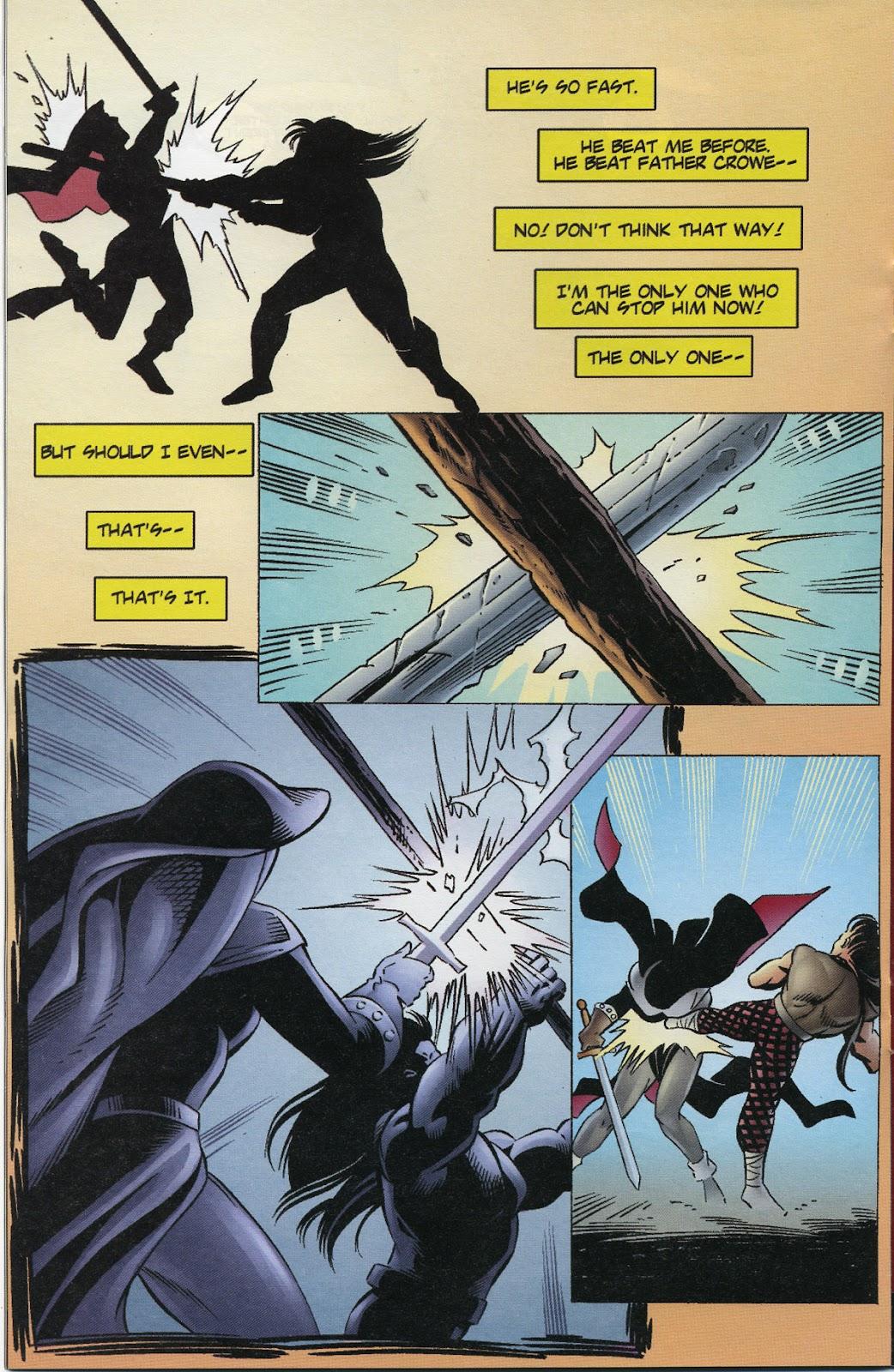 Warrior Nun Areala (1997) Issue #3 #3 - English 16