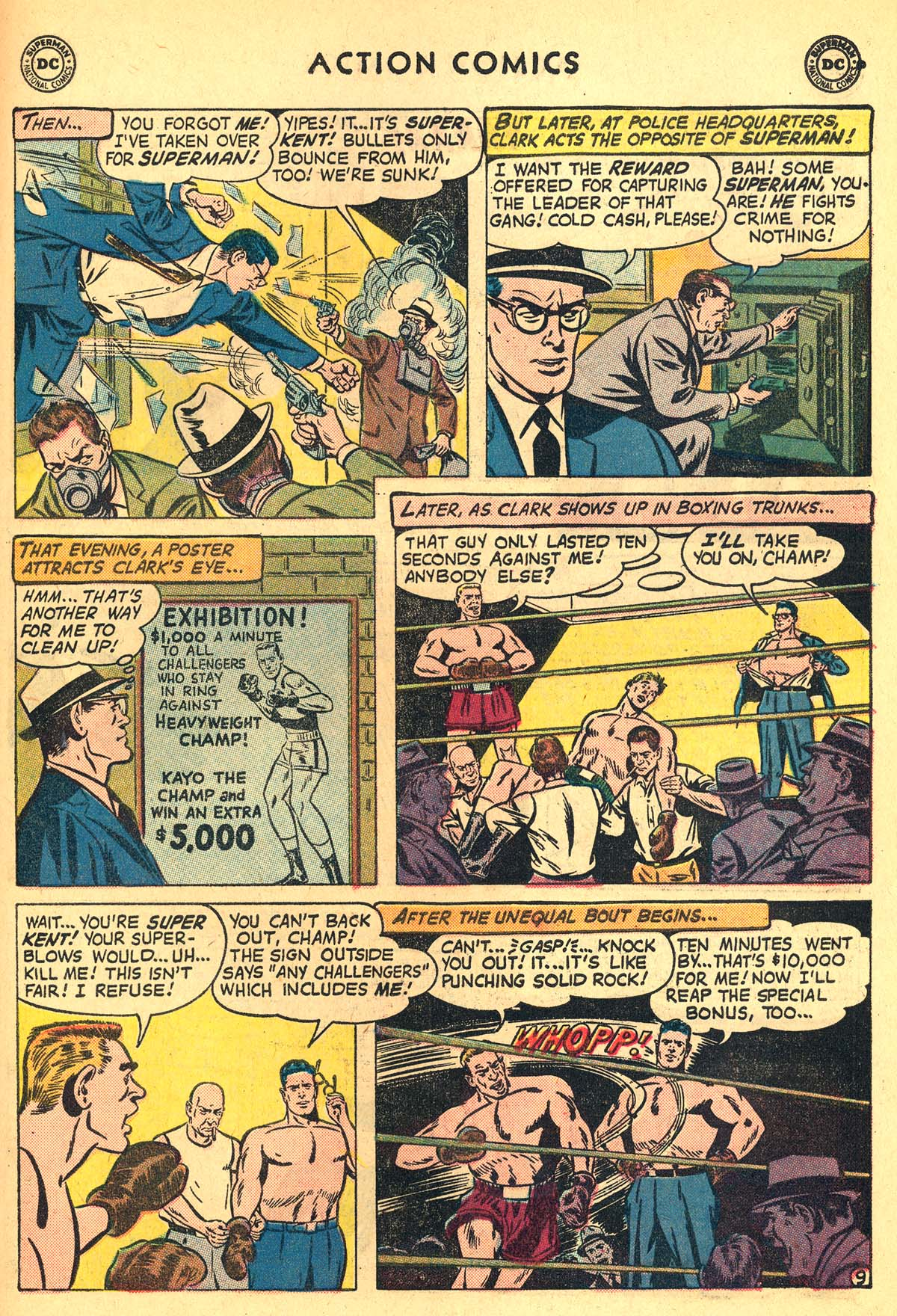 Read online Action Comics (1938) comic -  Issue #257 - 11