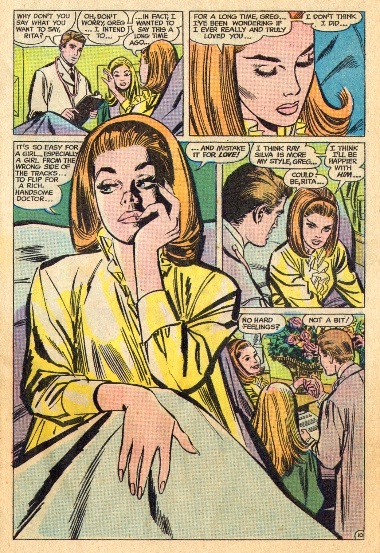 Read online Secret Hearts comic -  Issue #136 - 27