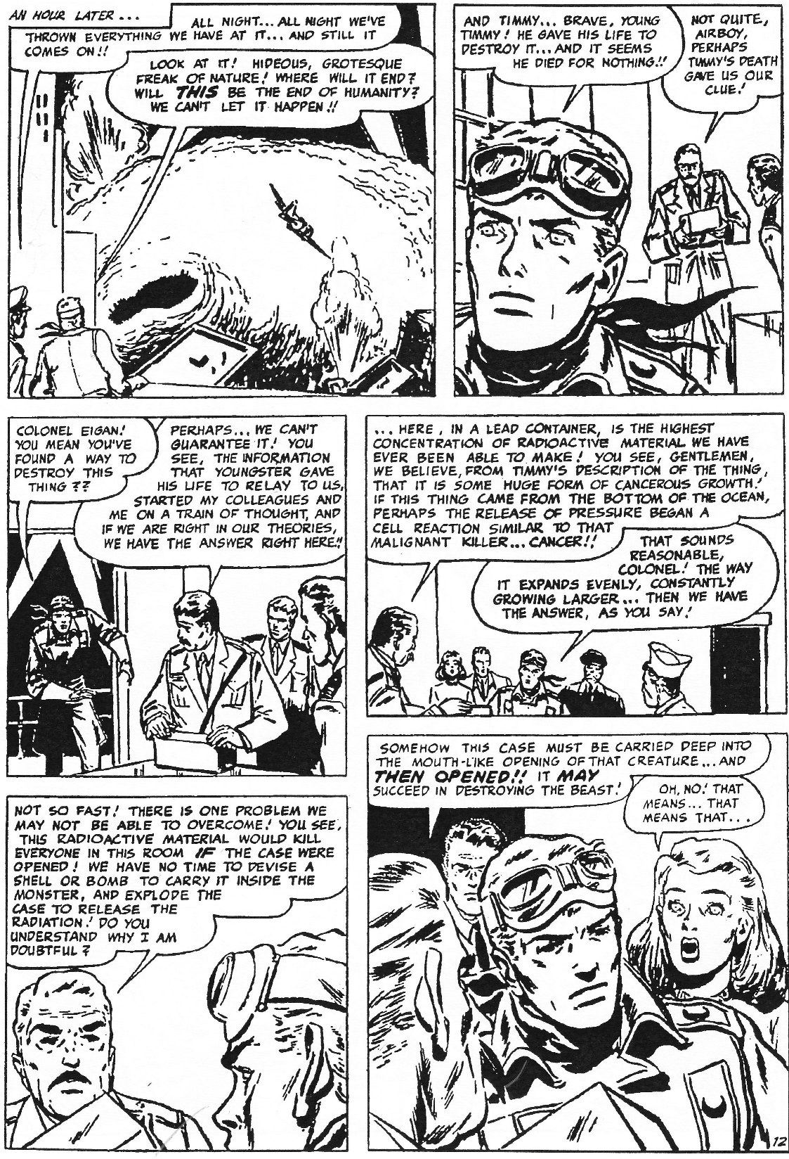 Read online Men of Mystery Comics comic -  Issue #57 - 38