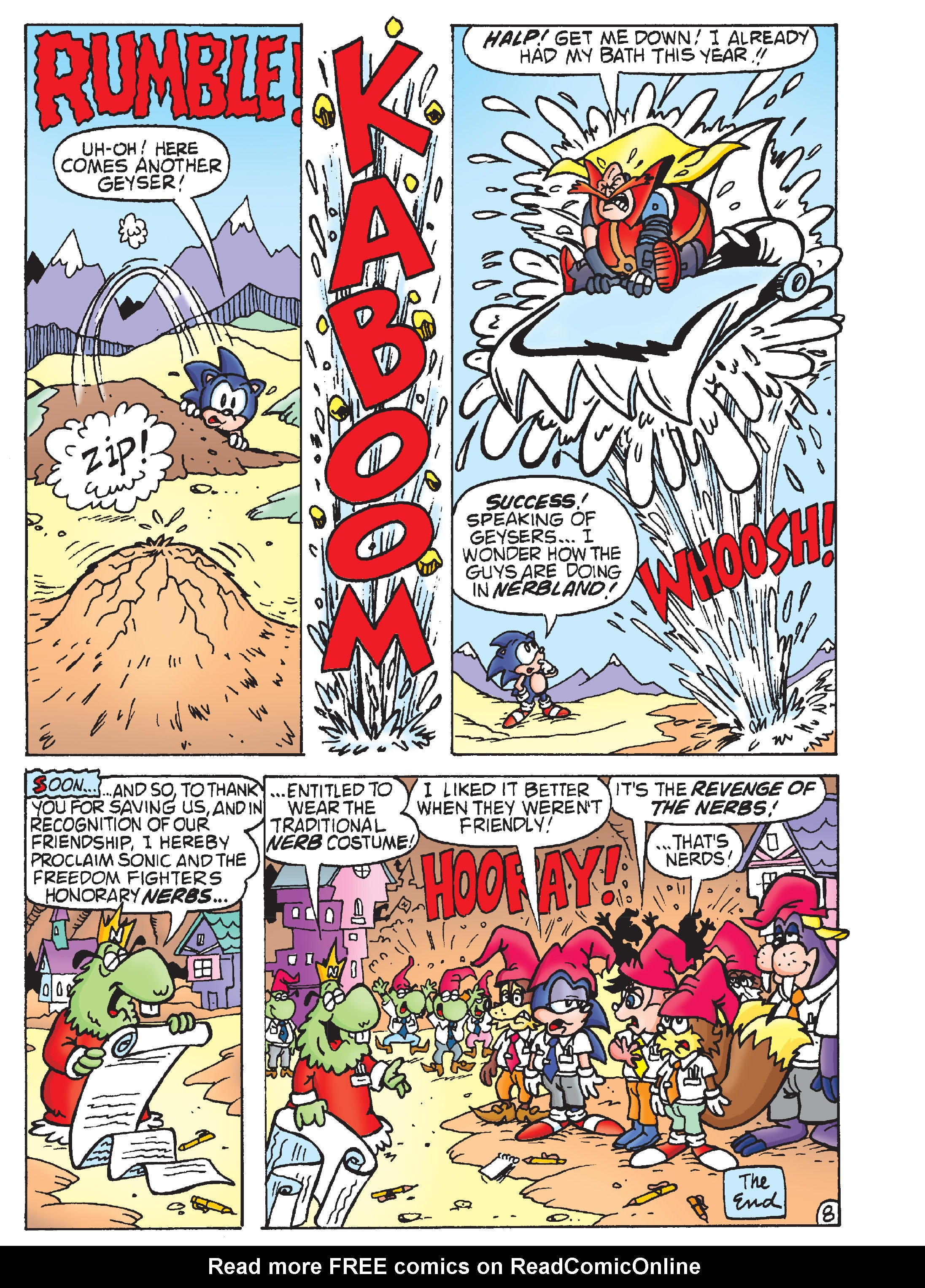 Read online Sonic Super Digest comic -  Issue #7 - 81