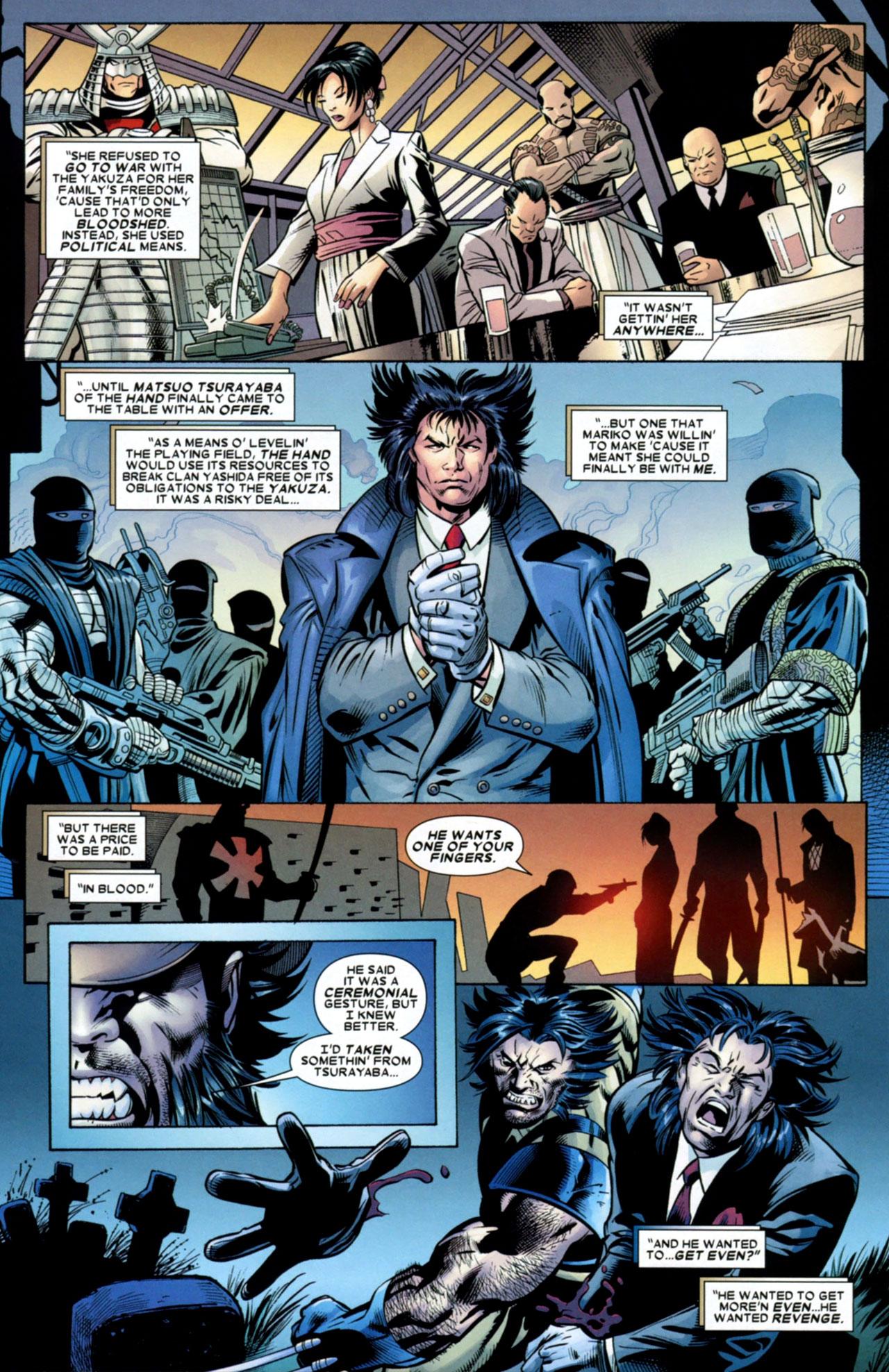 Read online Wolverine: Origins comic -  Issue #46 - 16