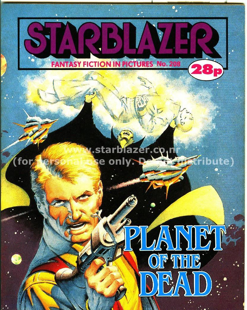 Starblazer issue 208 - Page 1