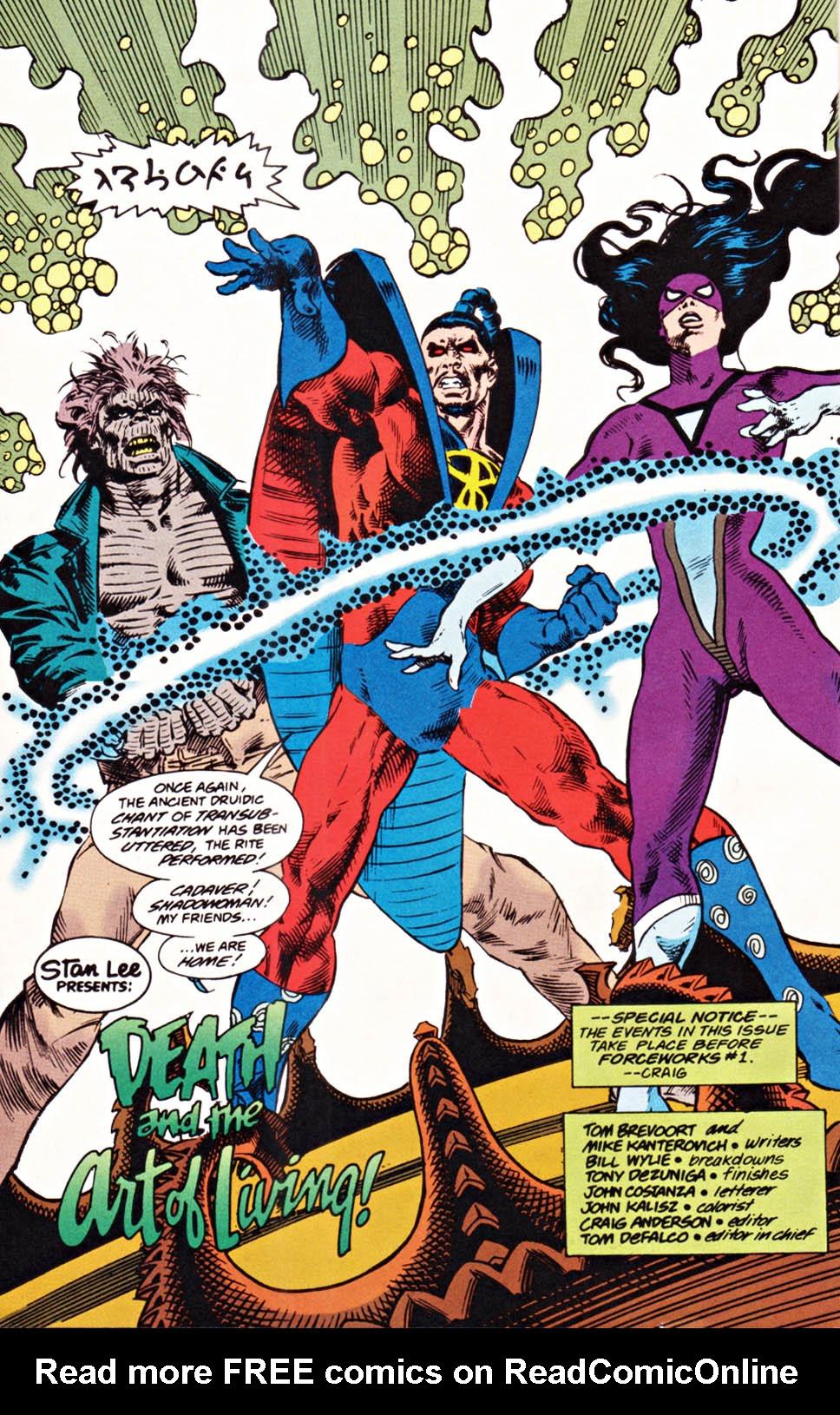 Read online Secret Defenders comic -  Issue #20 - 3