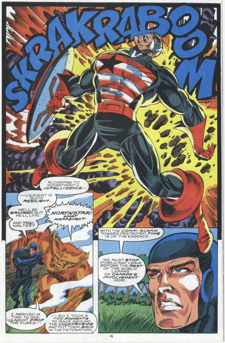 Read online Alpha Flight (1983) comic -  Issue #103 - 13