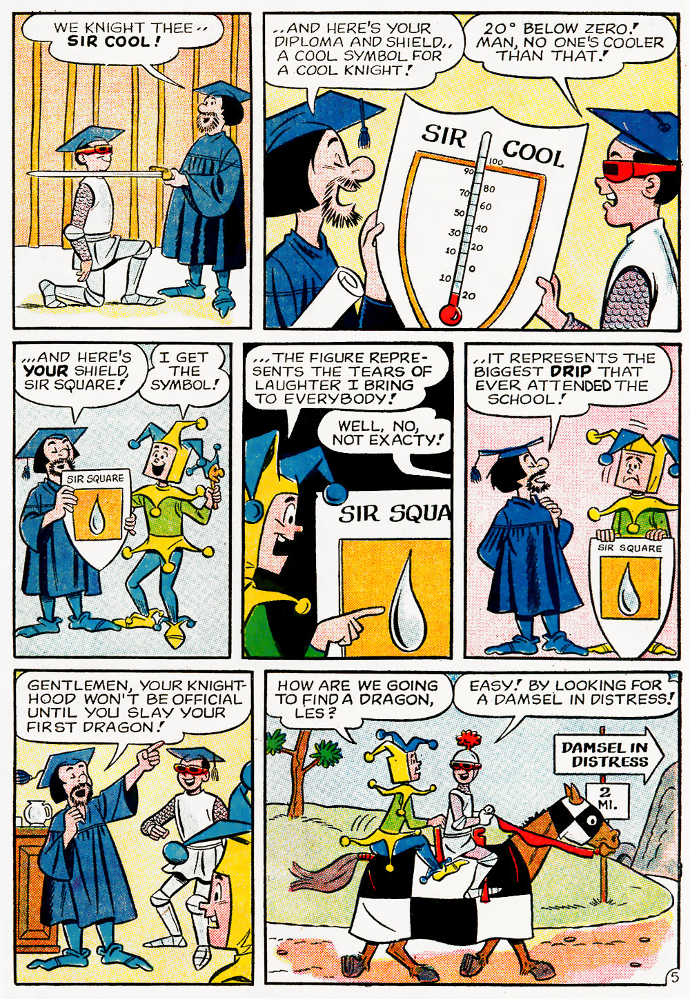 Archie's Madhouse issue 24 - Page 30