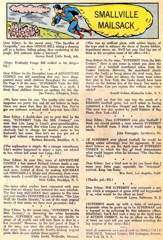 Read online Adventure Comics (1938) comic -  Issue #282 - 16