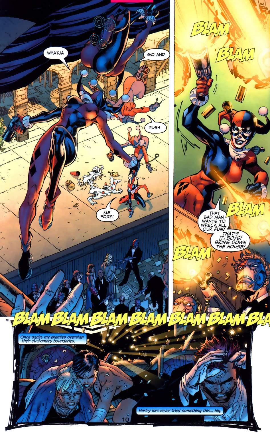 Read online Batman: Hush comic -  Issue #6 - 10