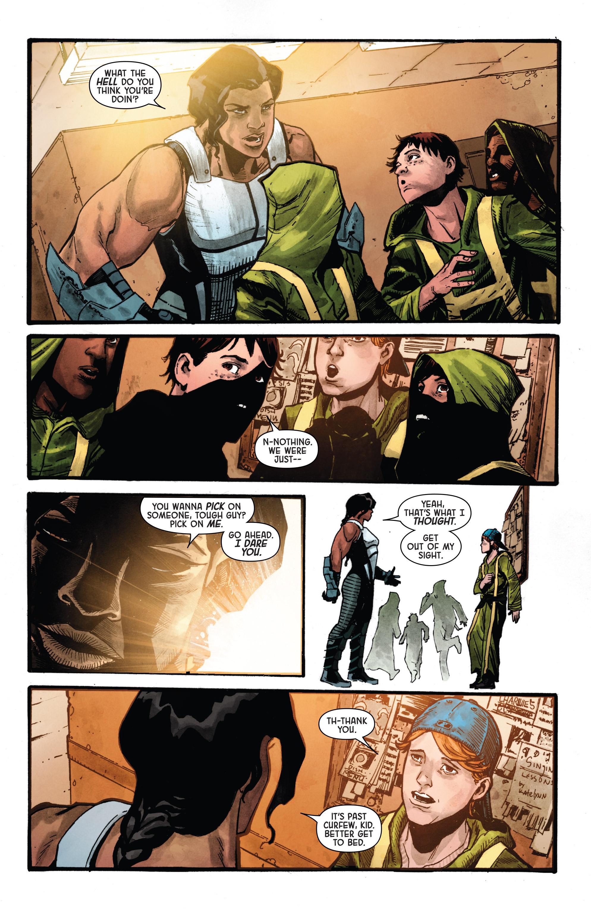 Read online Secret Empire: Uprising comic -  Issue # Full - 20