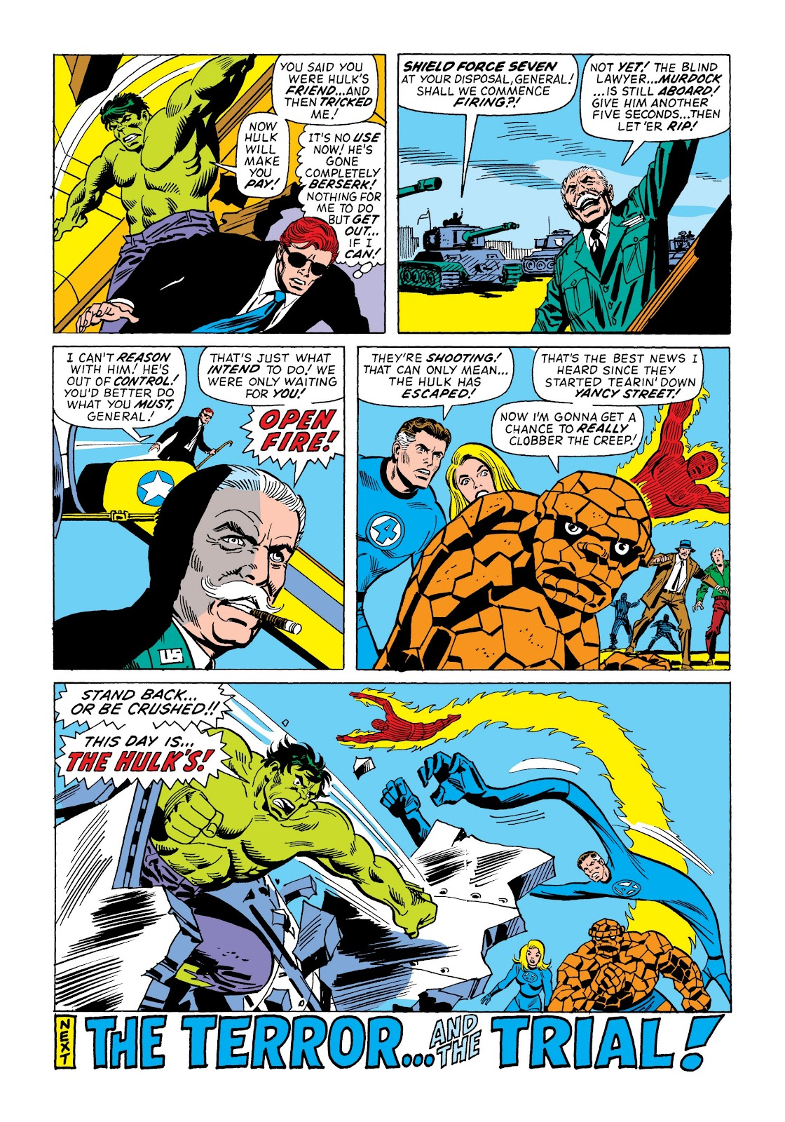 Read online Marvel Masterworks: The Incredible Hulk comic -  Issue # TPB 8 (Part 2) - 95