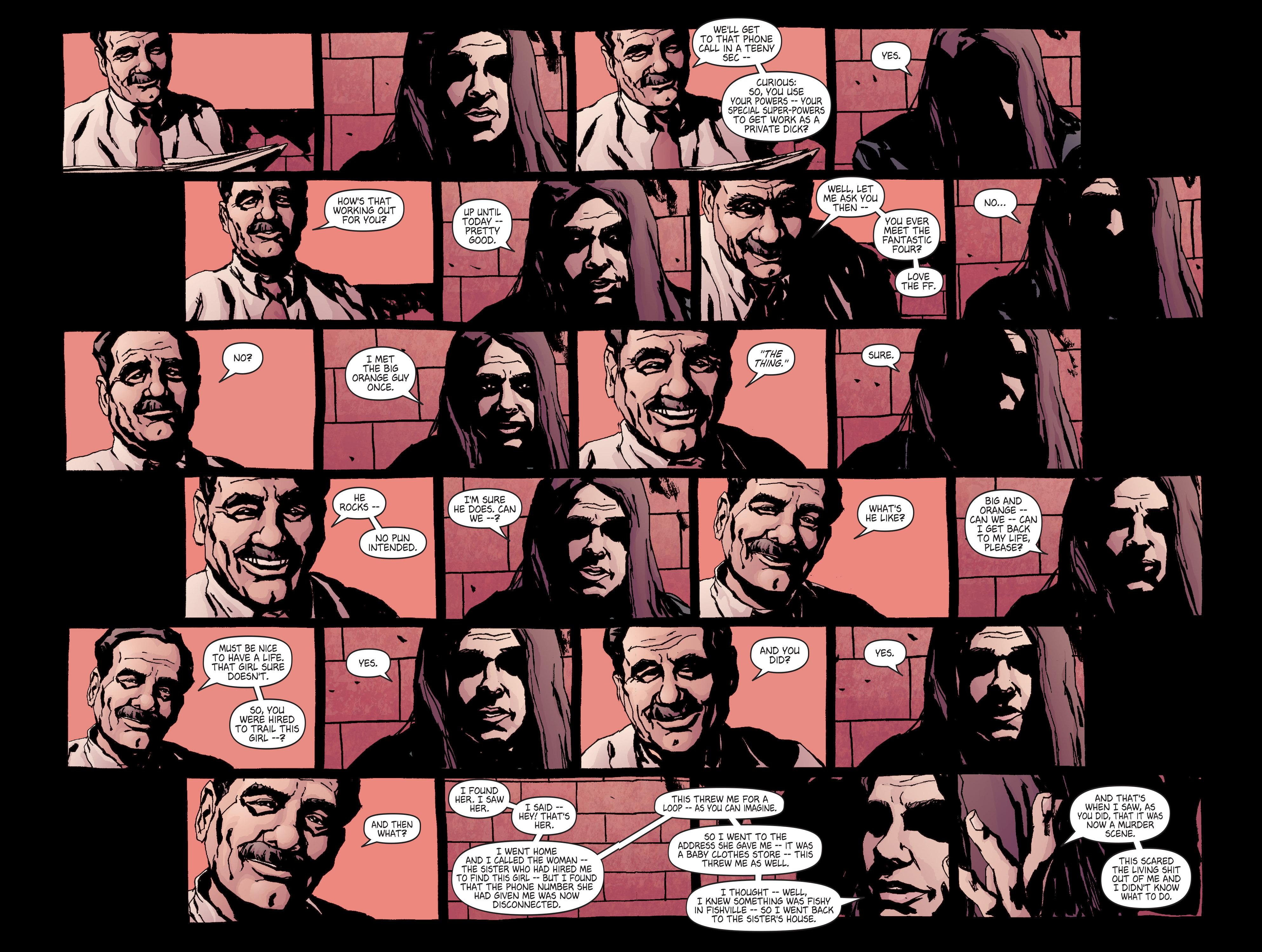 Read online Alias comic -  Issue #3 - 7