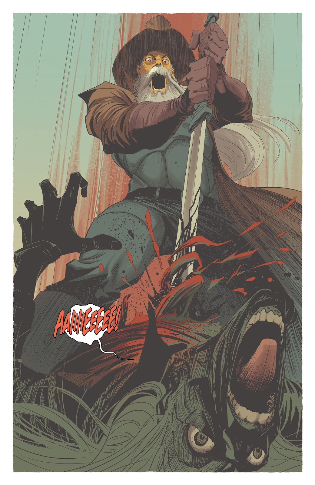 Read online East Of West comic -  Issue #42 - 27
