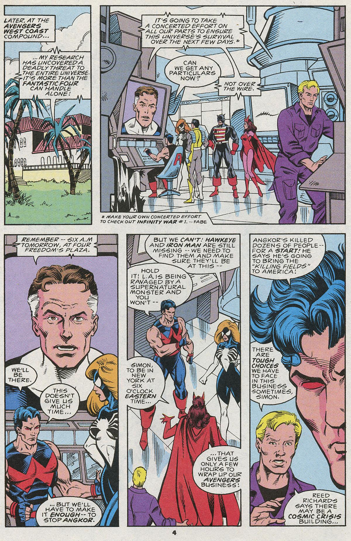 Read online Wonder Man (1991) comic -  Issue #12 - 5