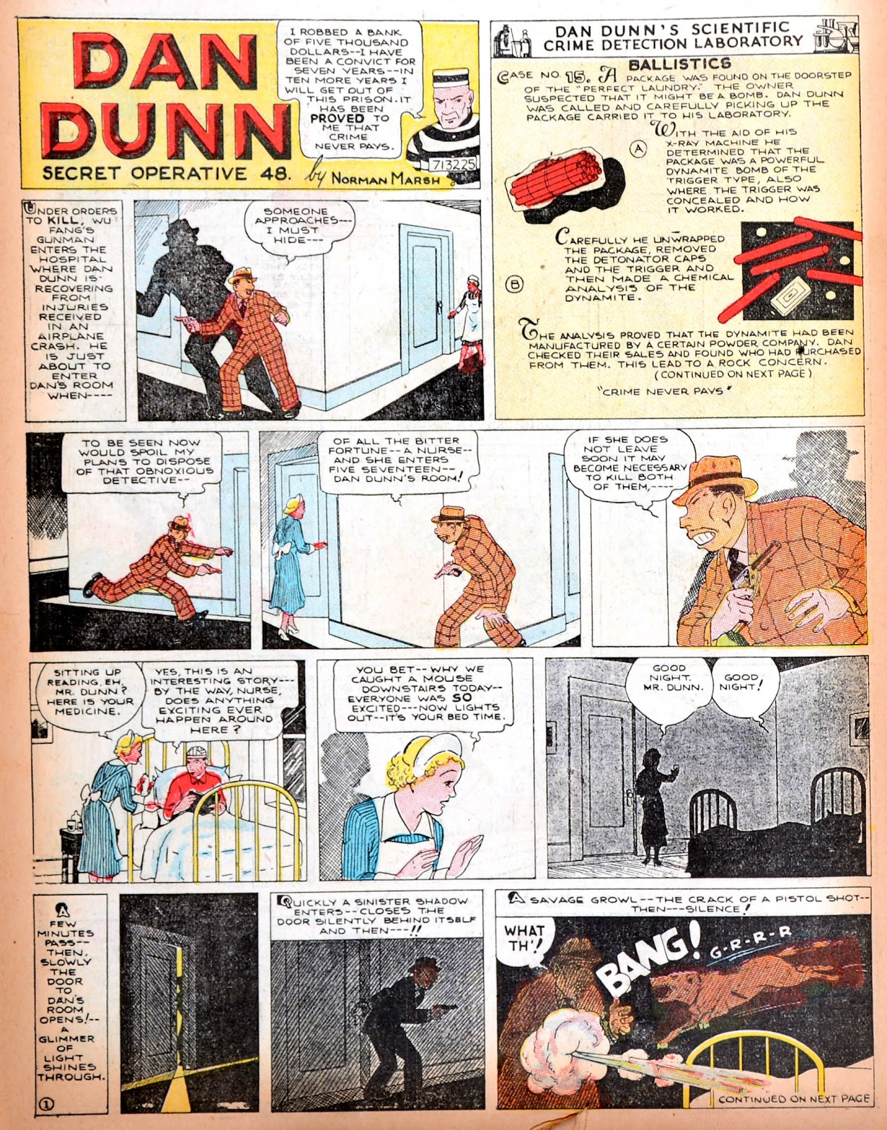 Read online Famous Funnies comic -  Issue #11 - 55