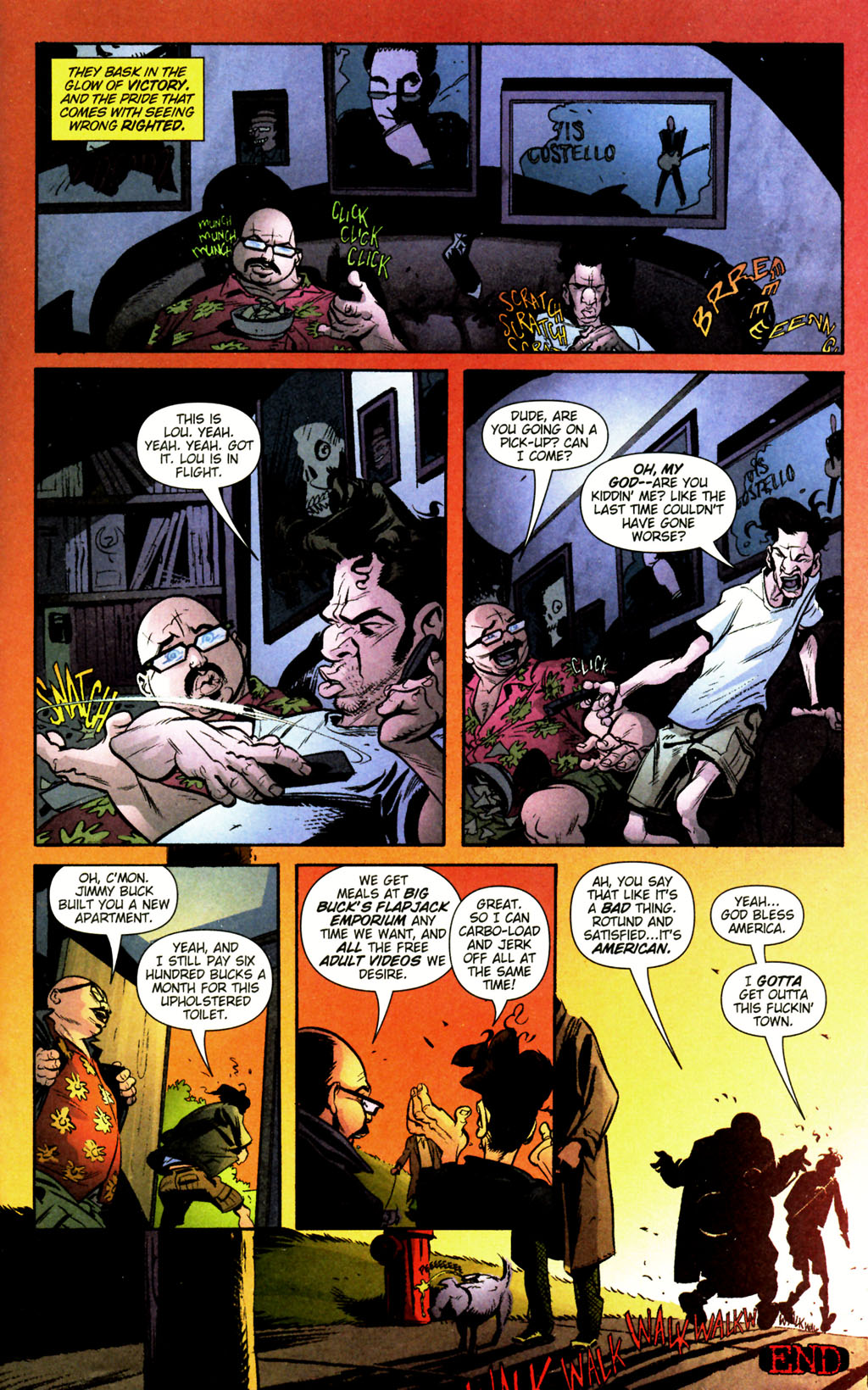 Read online Caper comic -  Issue #12 - 23