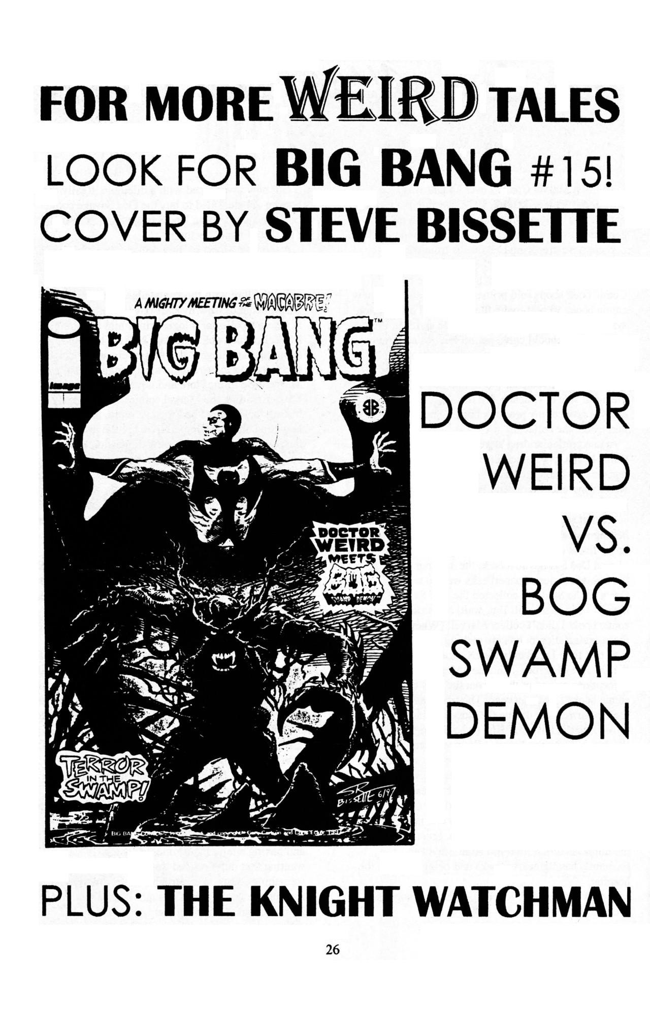 Read online Dr. Weird (1997) comic -  Issue #1 - 28