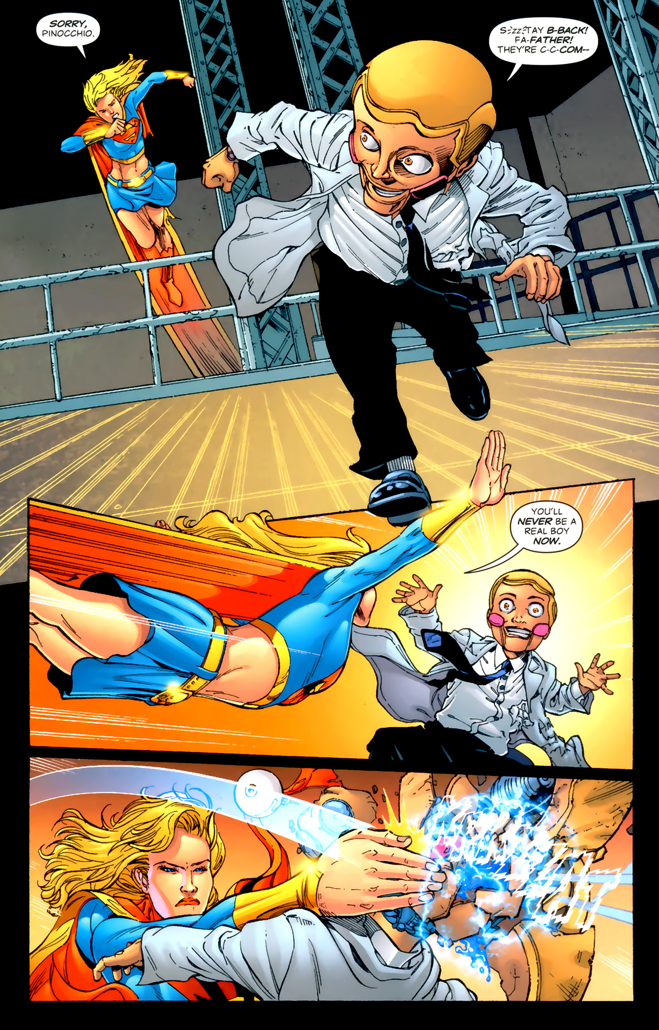 Read online World's Finest (2009) comic -  Issue #3 - 16