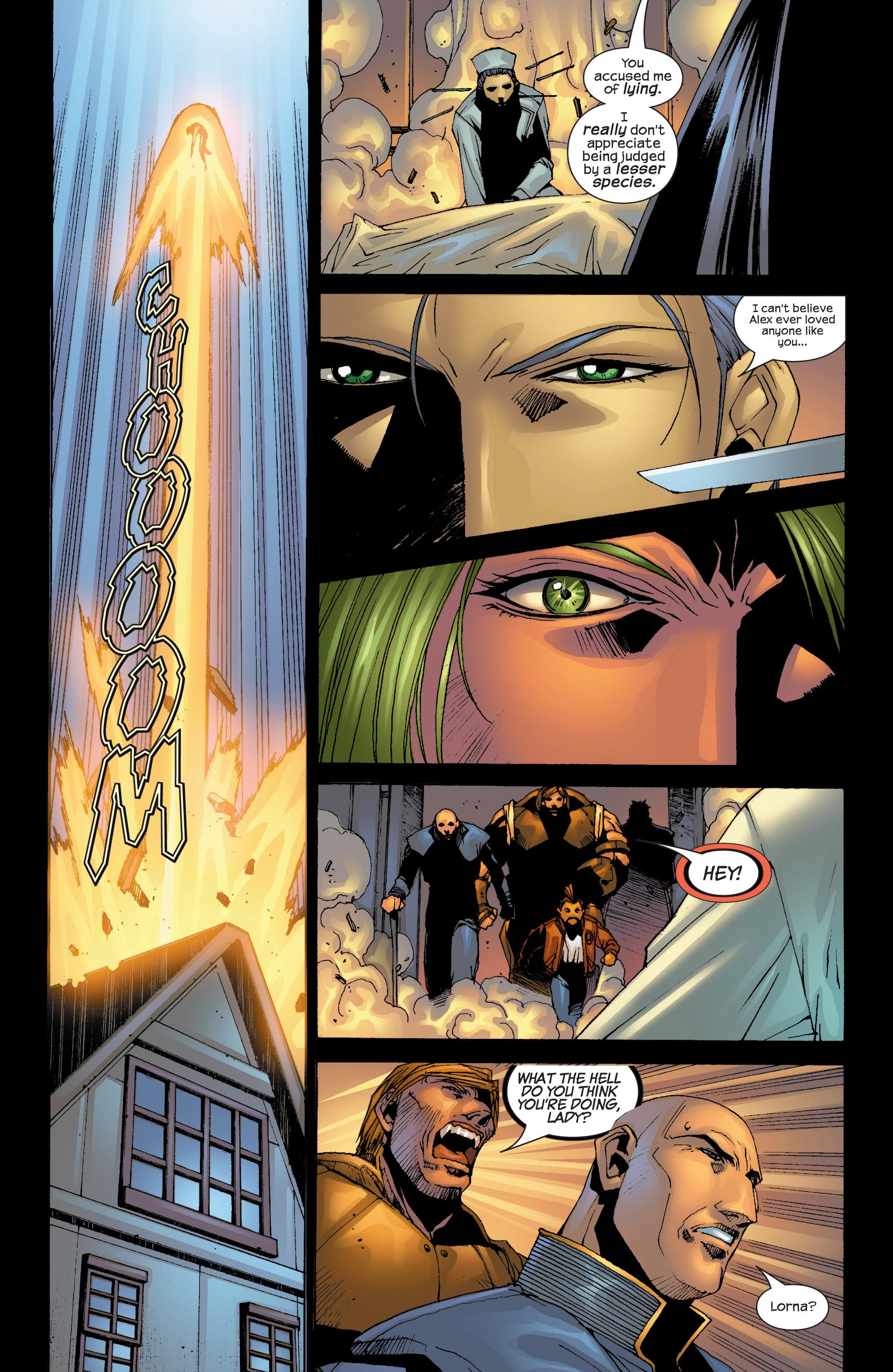 Read online Uncanny X-Men (1963) comic -  Issue #419 - 6