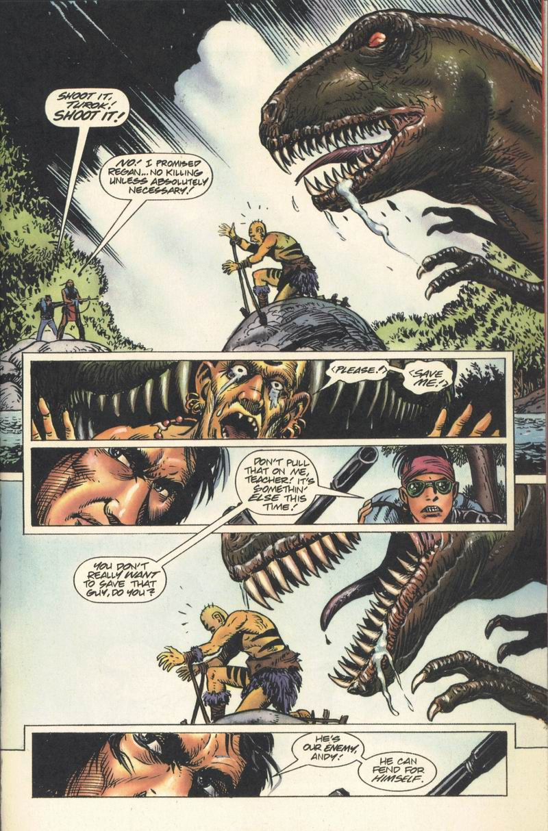 Read online Turok, Dinosaur Hunter (1993) comic -  Issue #9 - 3