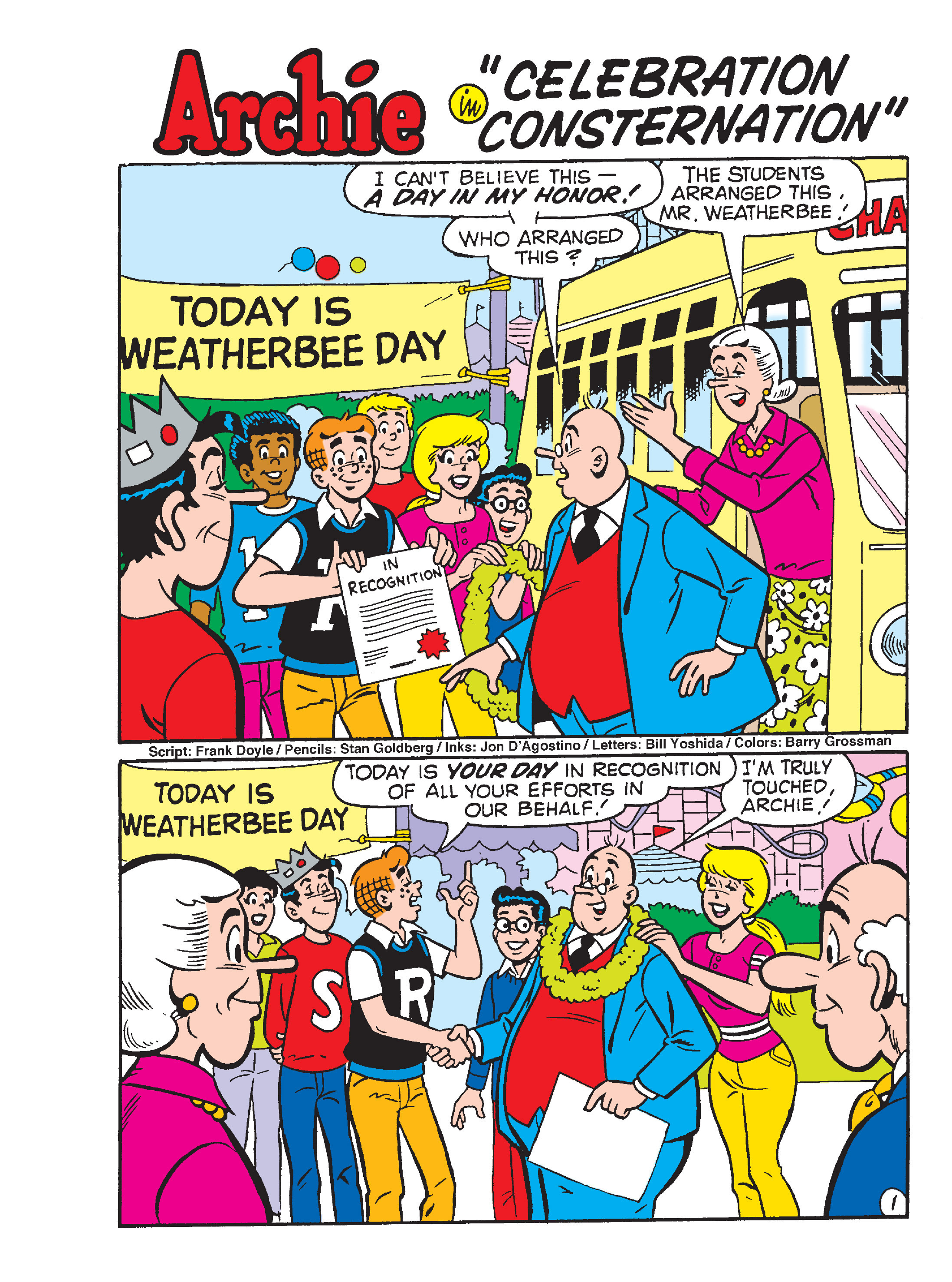 Read online Archie Giant Comics Collection comic -  Issue #Archie Giant Comics Collection TPB (Part 1) - 84