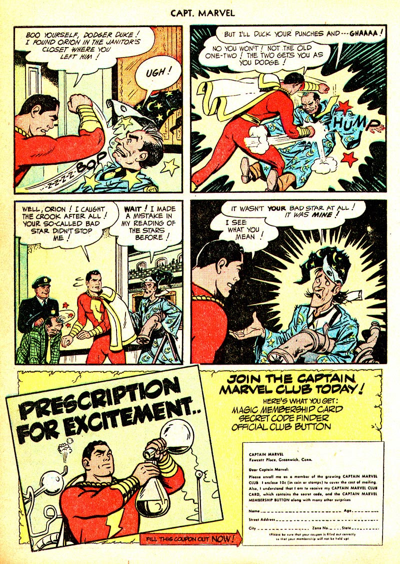 Captain Marvel Adventures issue 93 - Page 32