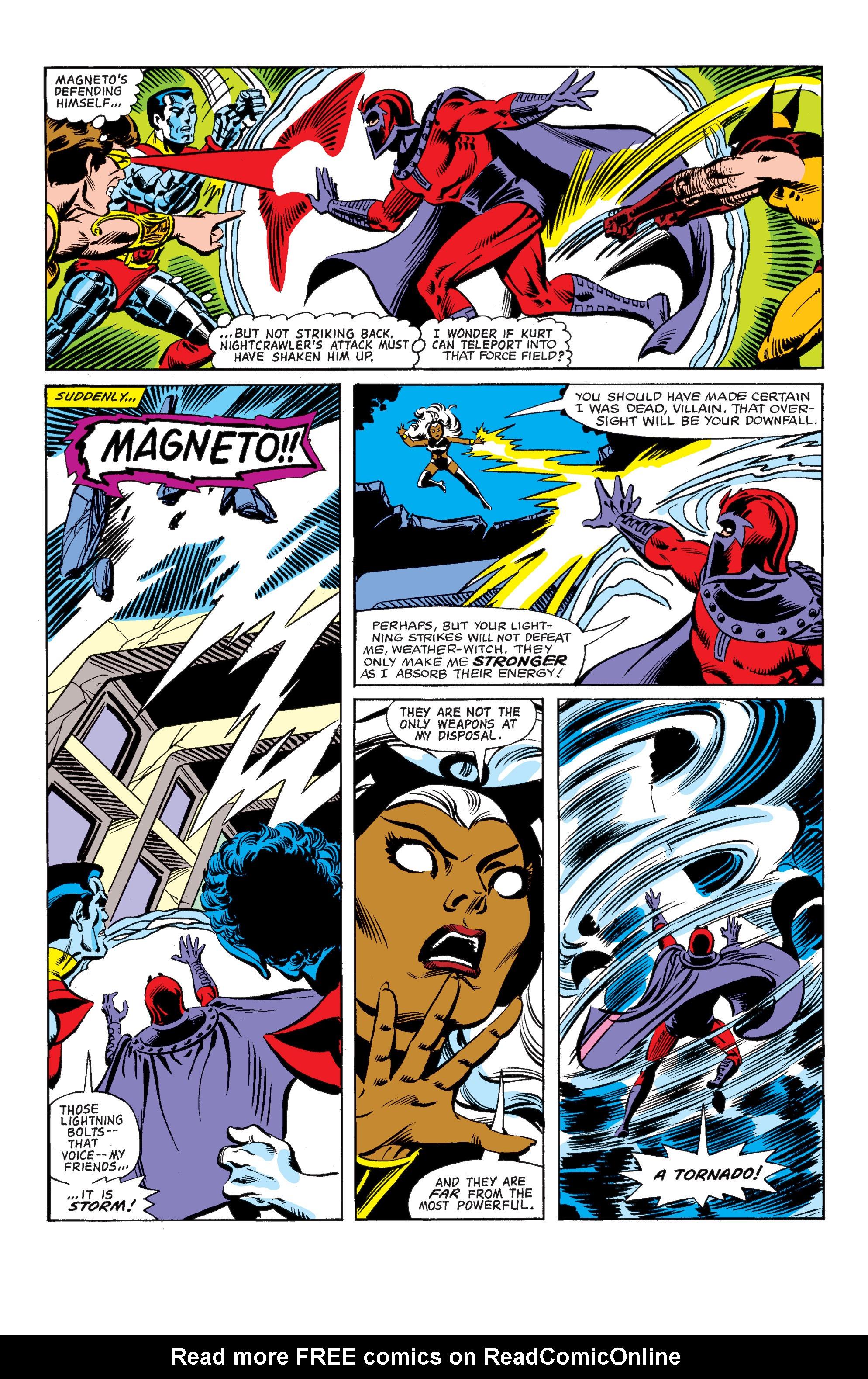 Read online Uncanny X-Men (1963) comic -  Issue #150 - 32