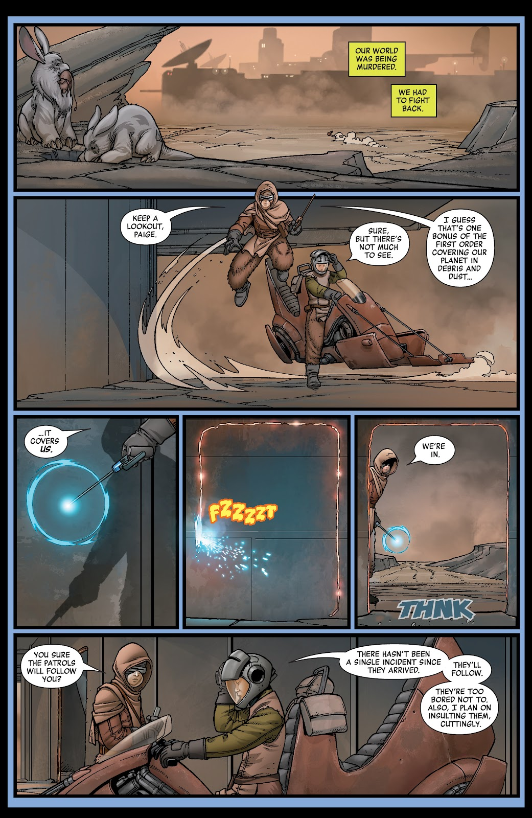 Read online Star Wars: Age of Republic: Heroes comic -  Issue # TPB - 57