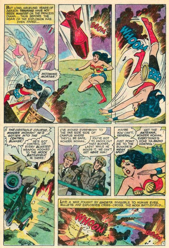 Read online Wonder Woman (1942) comic -  Issue #258 - 8