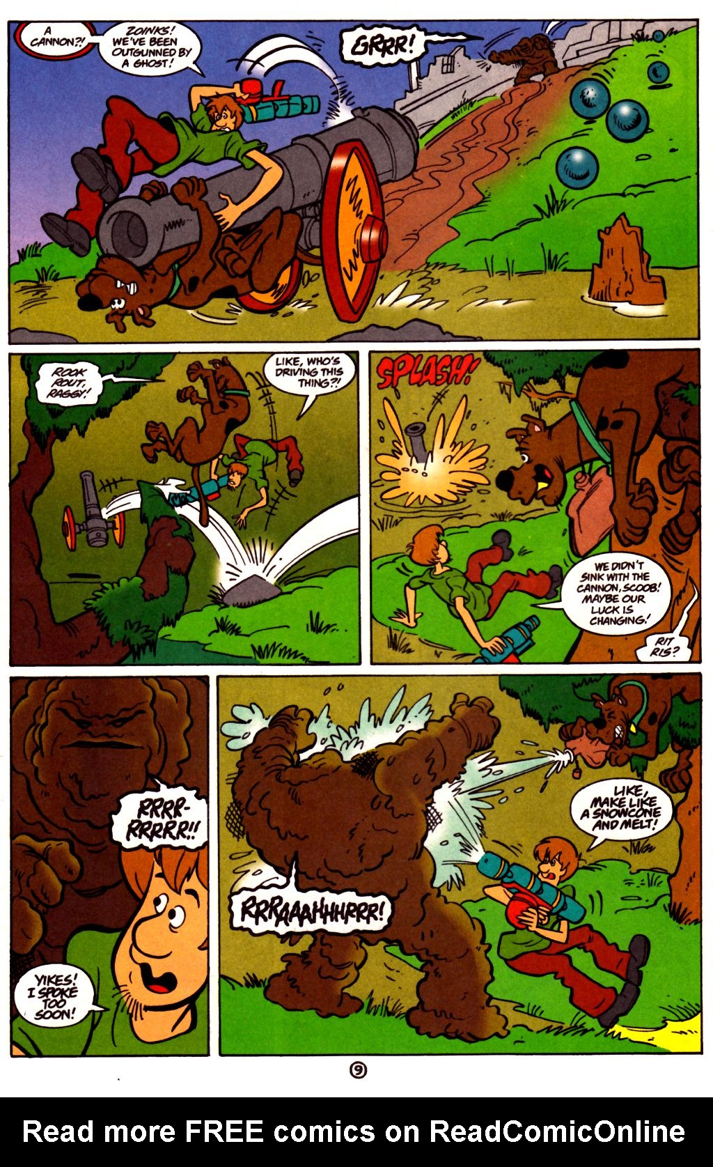 Read online Scooby-Doo (1997) comic -  Issue #21 - 10