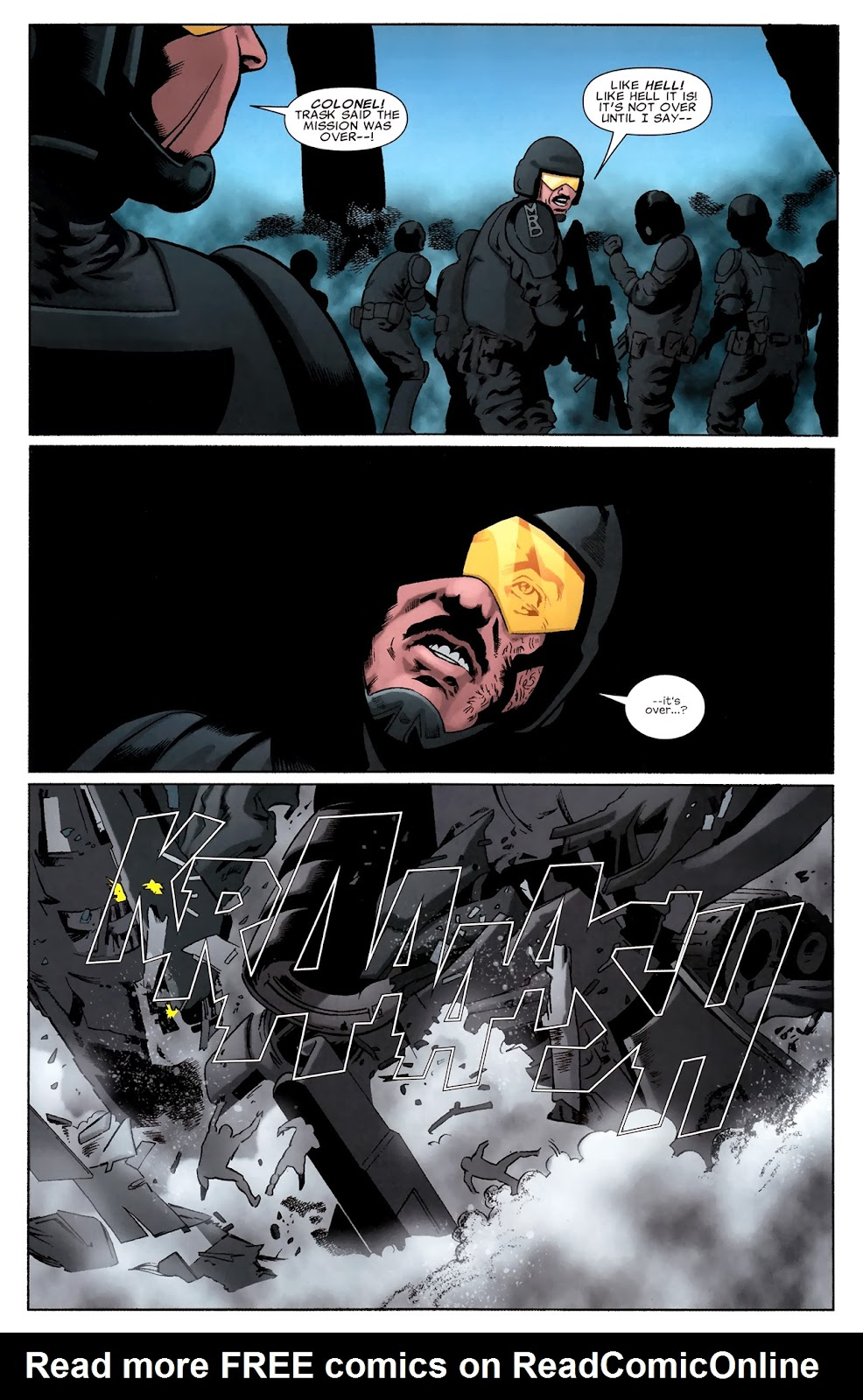 Read online X-Men: Second Coming Revelations comic -  Issue # TPB (Part 2) - 117