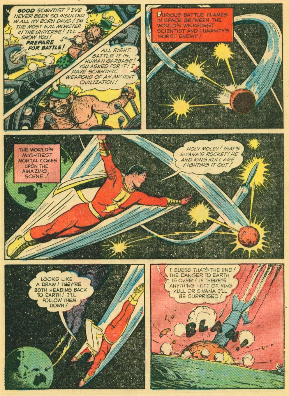 Captain Marvel Adventures issue 130 - Page 9