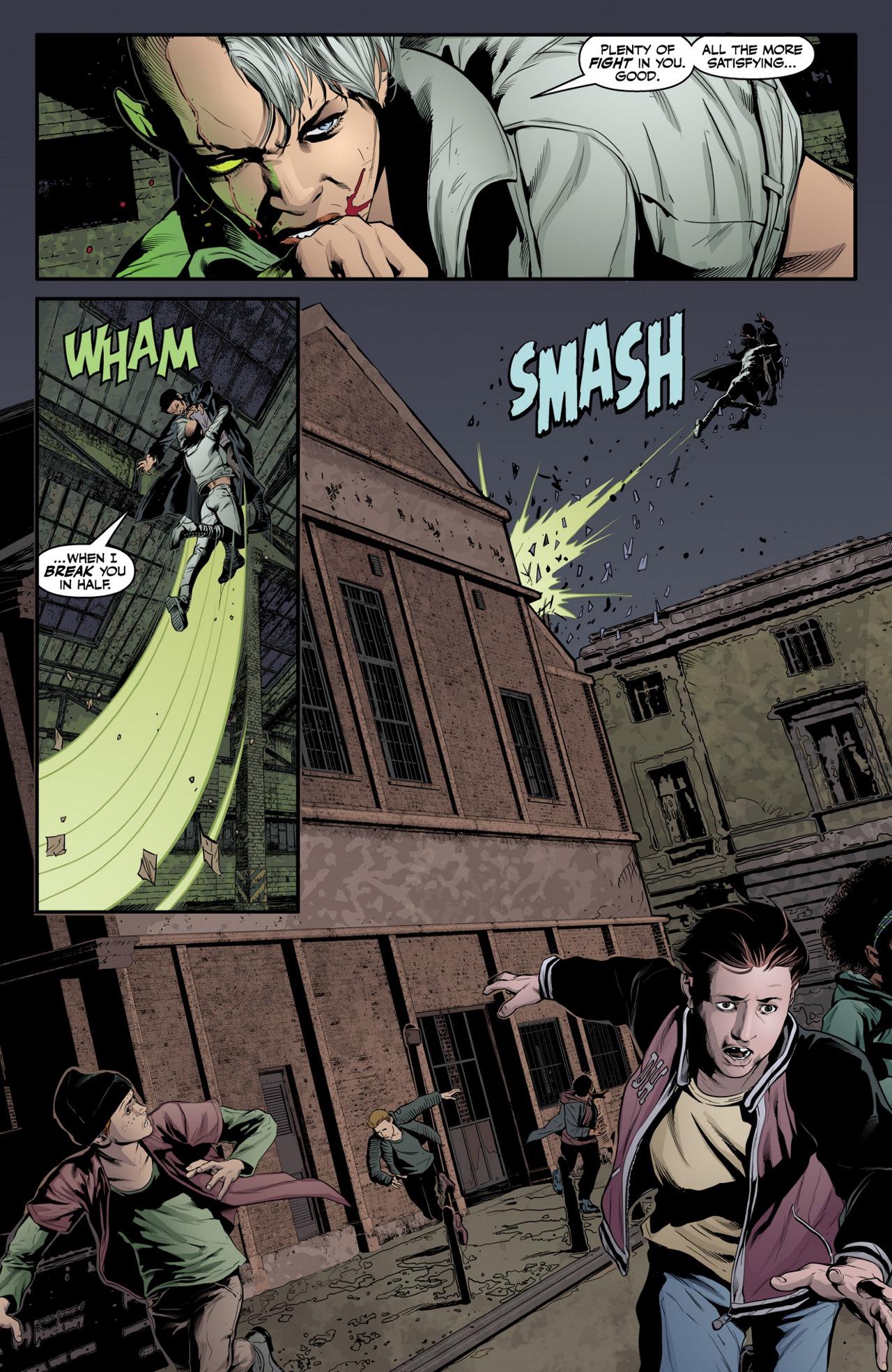 Read online Angel & Faith Season 10 comic -  Issue #4 - 8