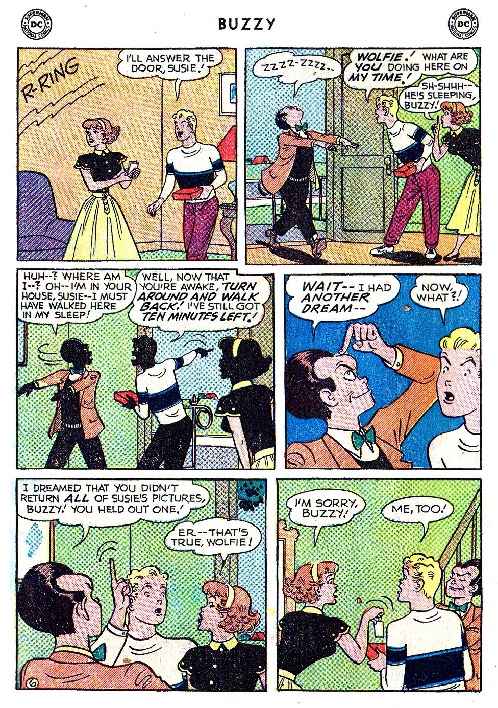 Buzzy issue 44 - Page 8