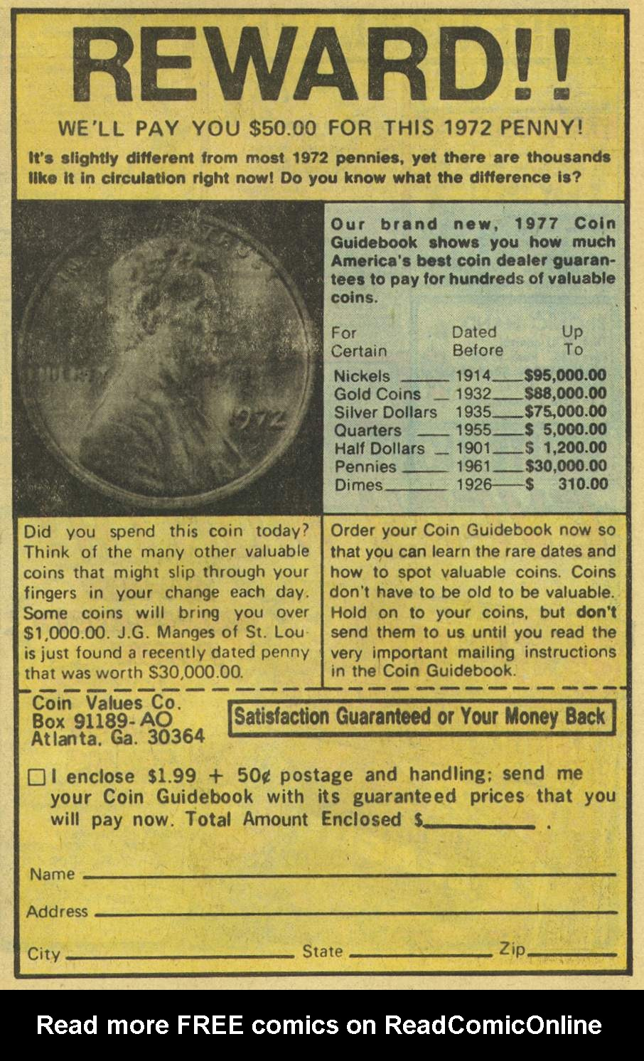 Read online Adventure Comics (1938) comic -  Issue #453 - 29