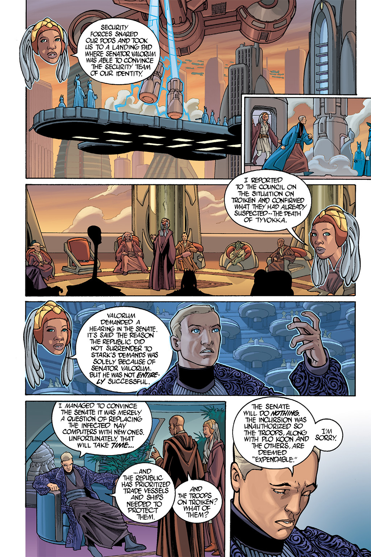 Read online Star Wars Omnibus comic -  Issue # Vol. 15.5 - 67